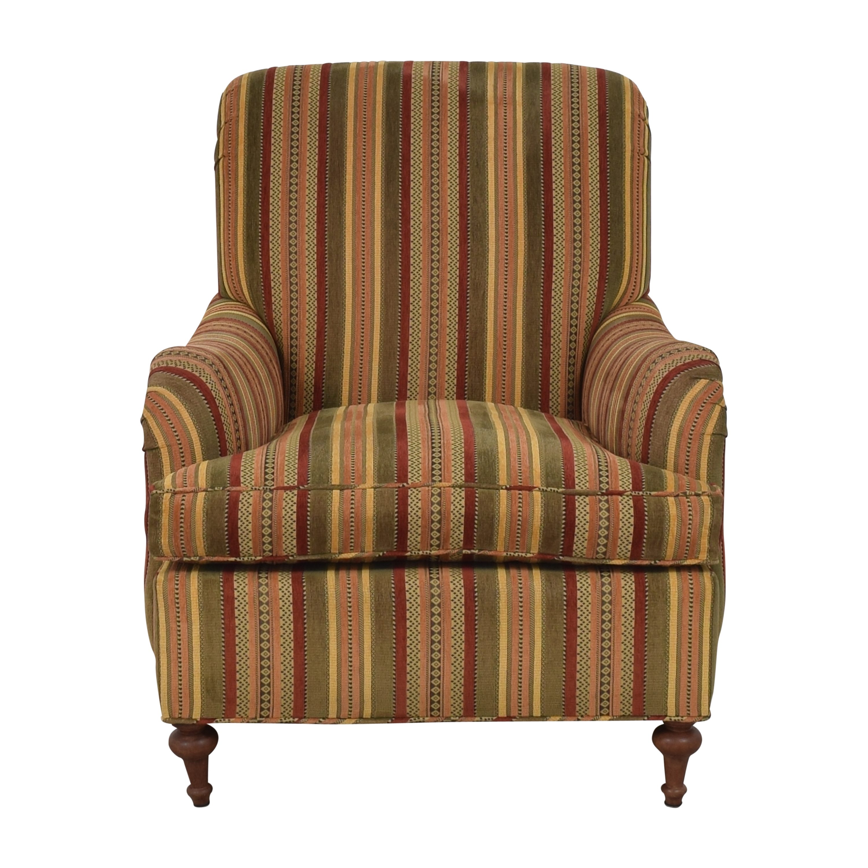 Scroll Back Bridgewater Arm Chair nyc