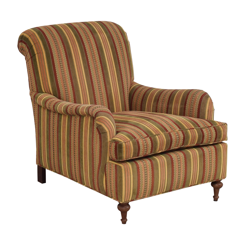 Scroll Back Bridgewater Arm Chair on sale
