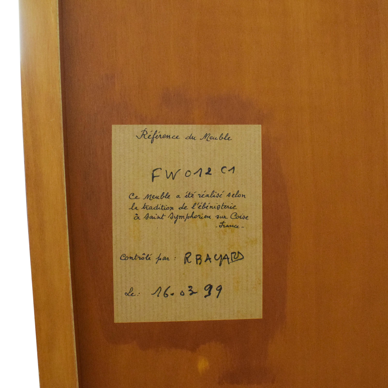 Grange Louis Philippe Open Bookcase Grange