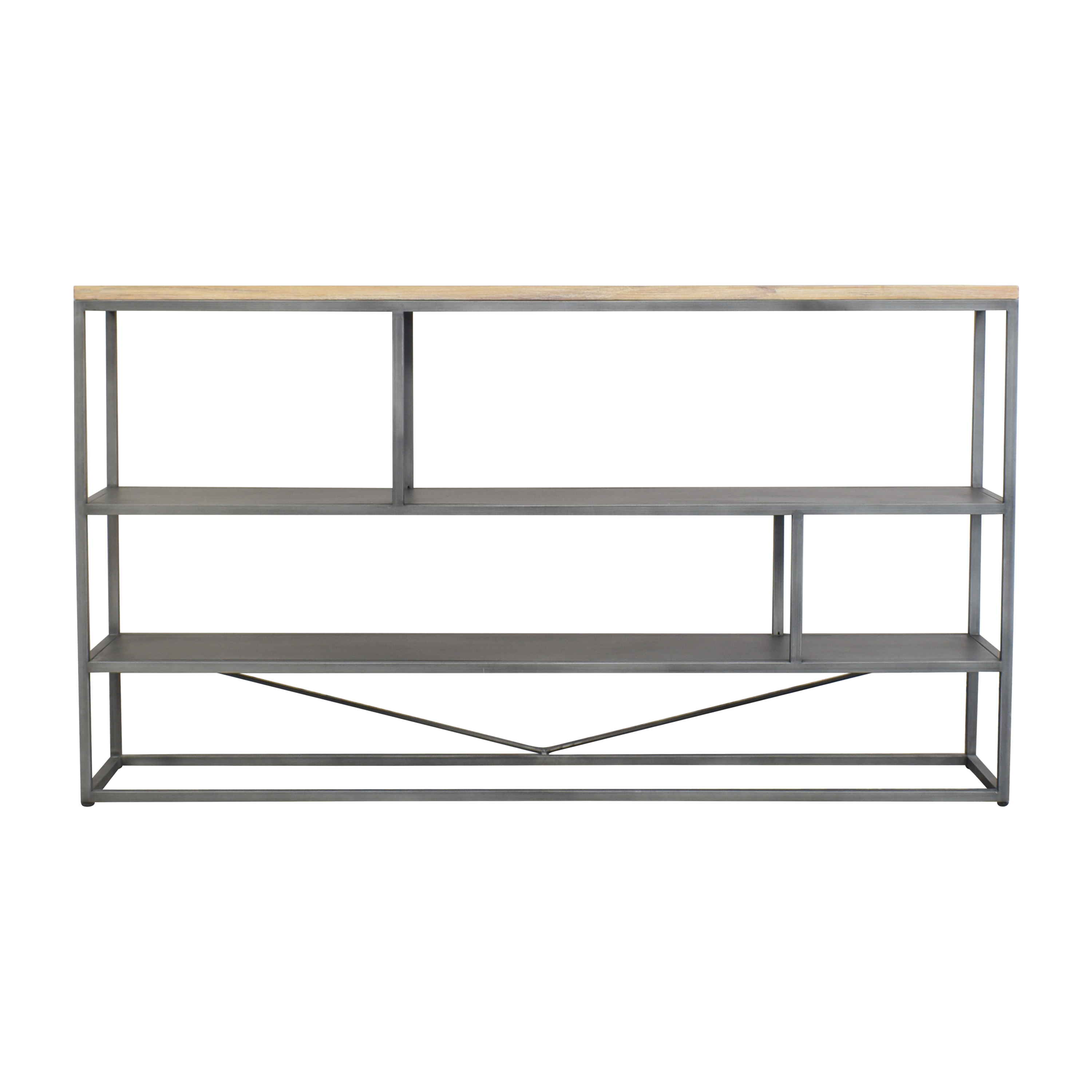 Feather Feather Swift Three Shelf Bookcase discount