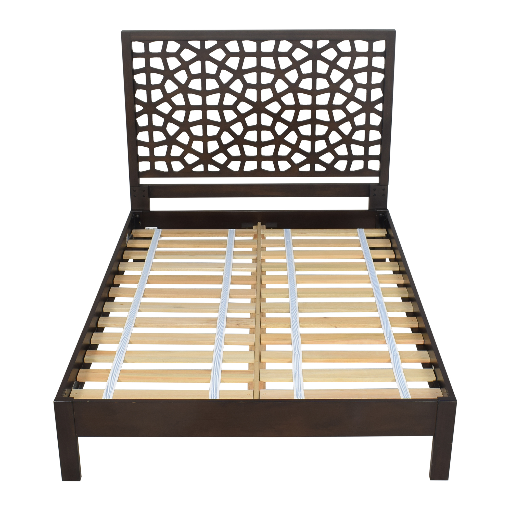 shop West Elm West Elm Morocco Full Size Bed Frame online