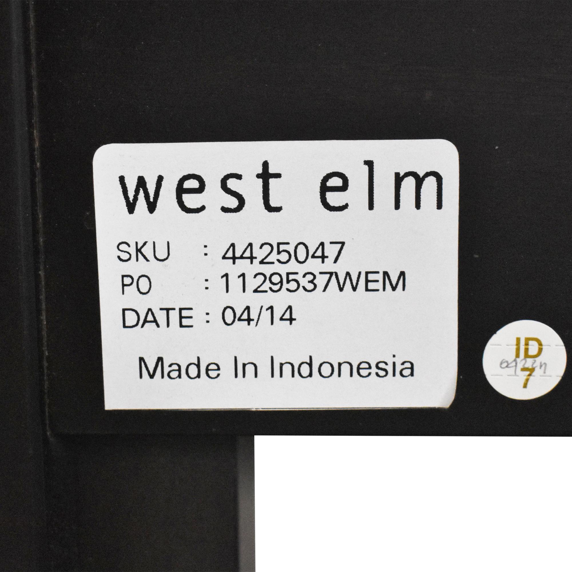 West Elm West Elm Morocco Full Size Bed Frame pa