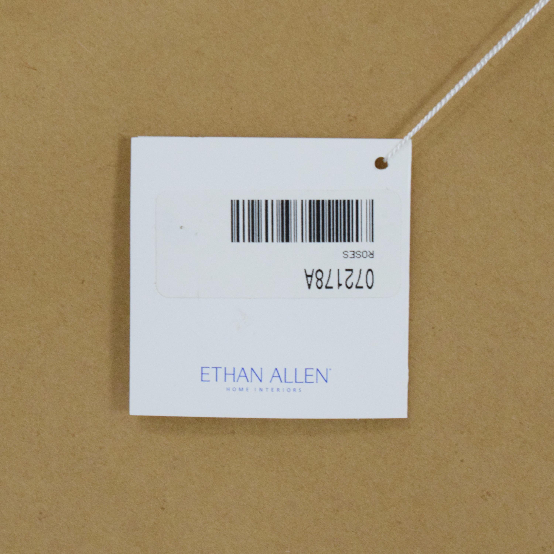 Ethan Allen Ethan Allen Roses Wall Art ma