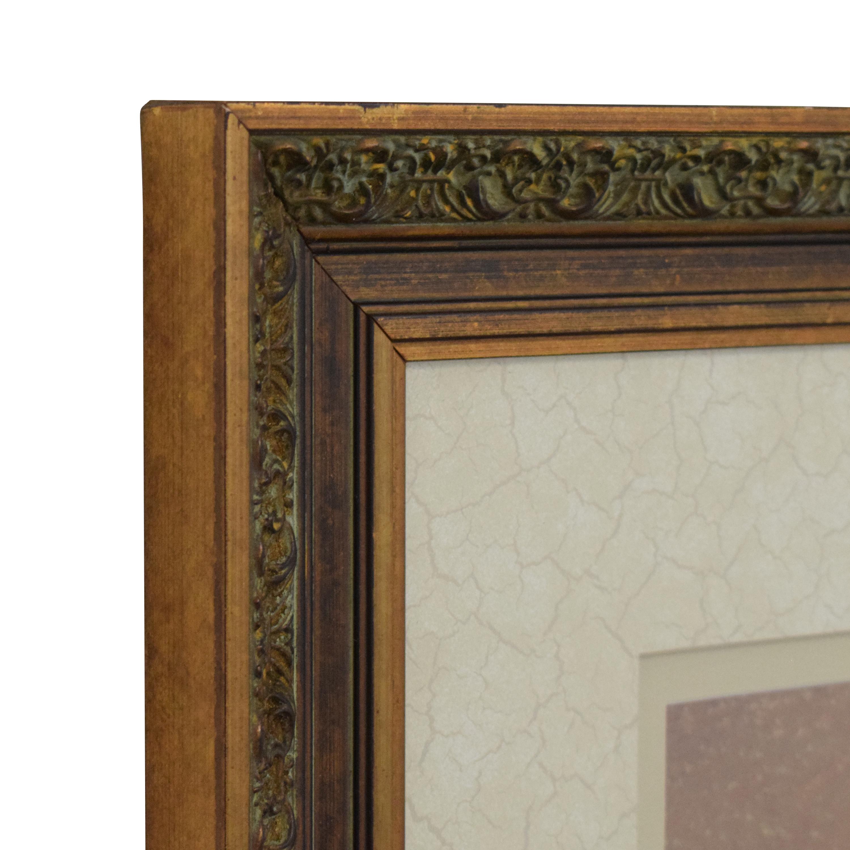 Ethan Allen Ethan Allen Roses Wall Art used