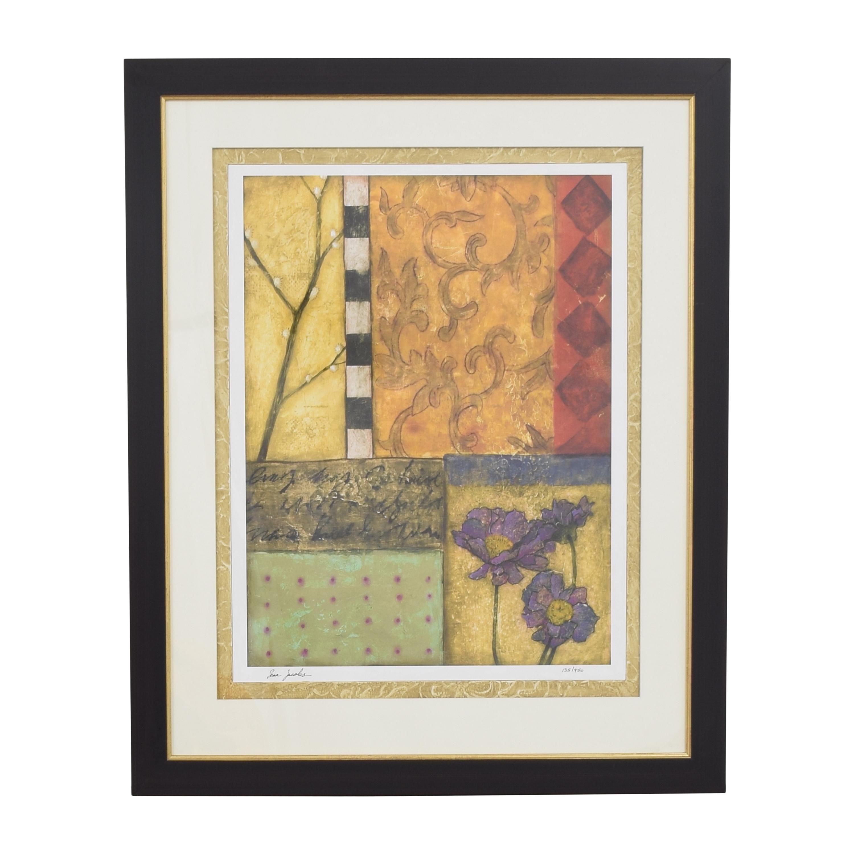 Ethan Allen Ethan Allen Seeds of Time II Wall Art Wall Art
