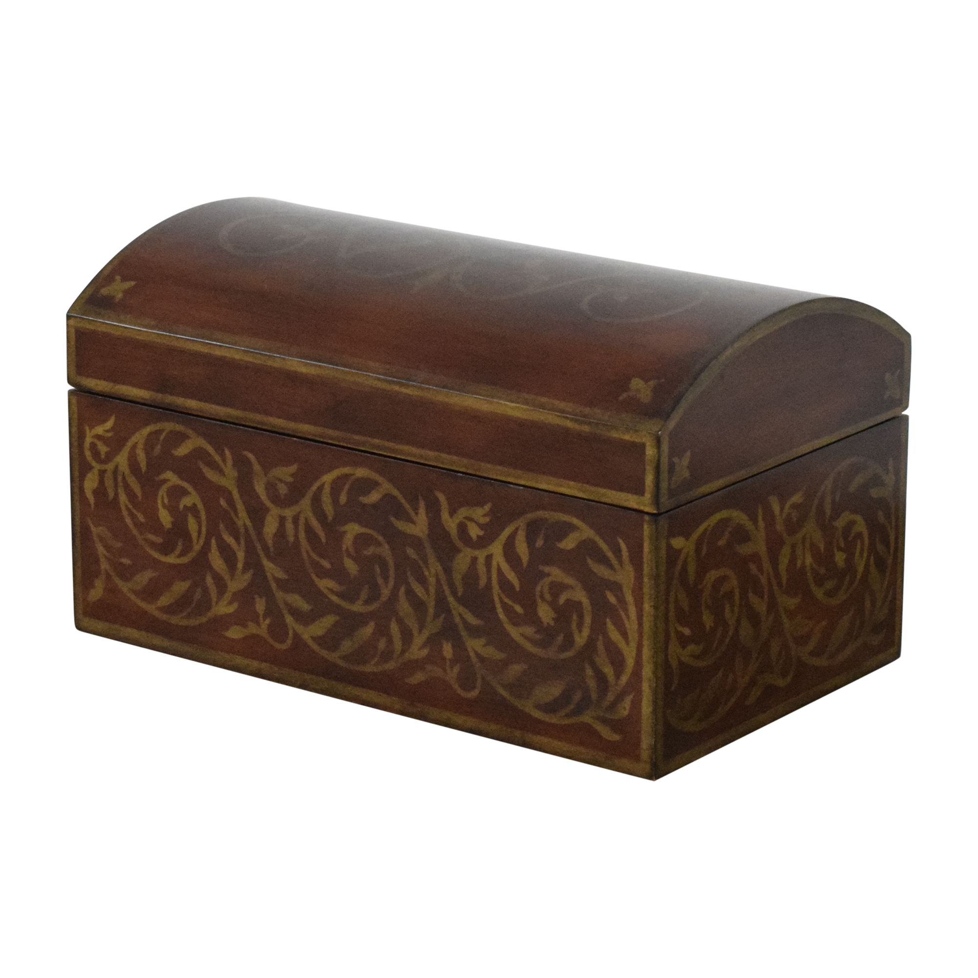 Ethan Allen Ethan Allen Dome Top Jewelry Box ma