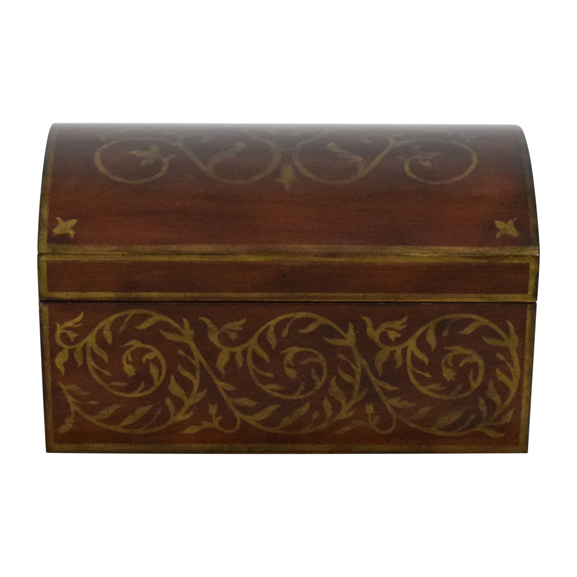Ethan Allen Ethan Allen Dome Top Jewelry Box pa