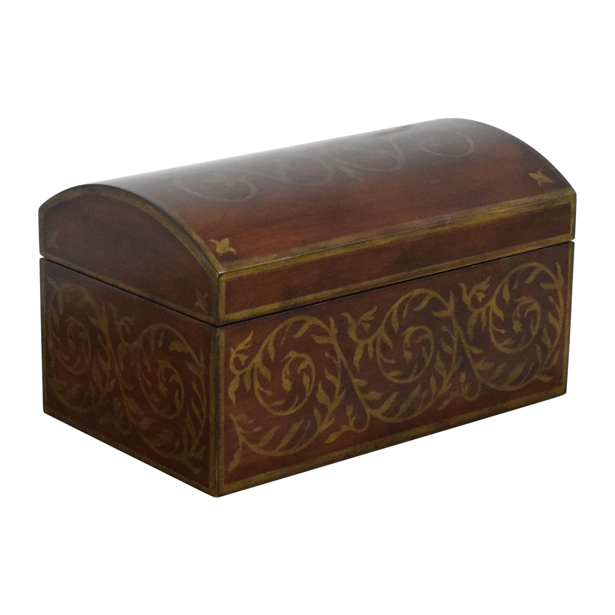 buy Ethan Allen Ethan Allen Dome Top Jewelry Box online