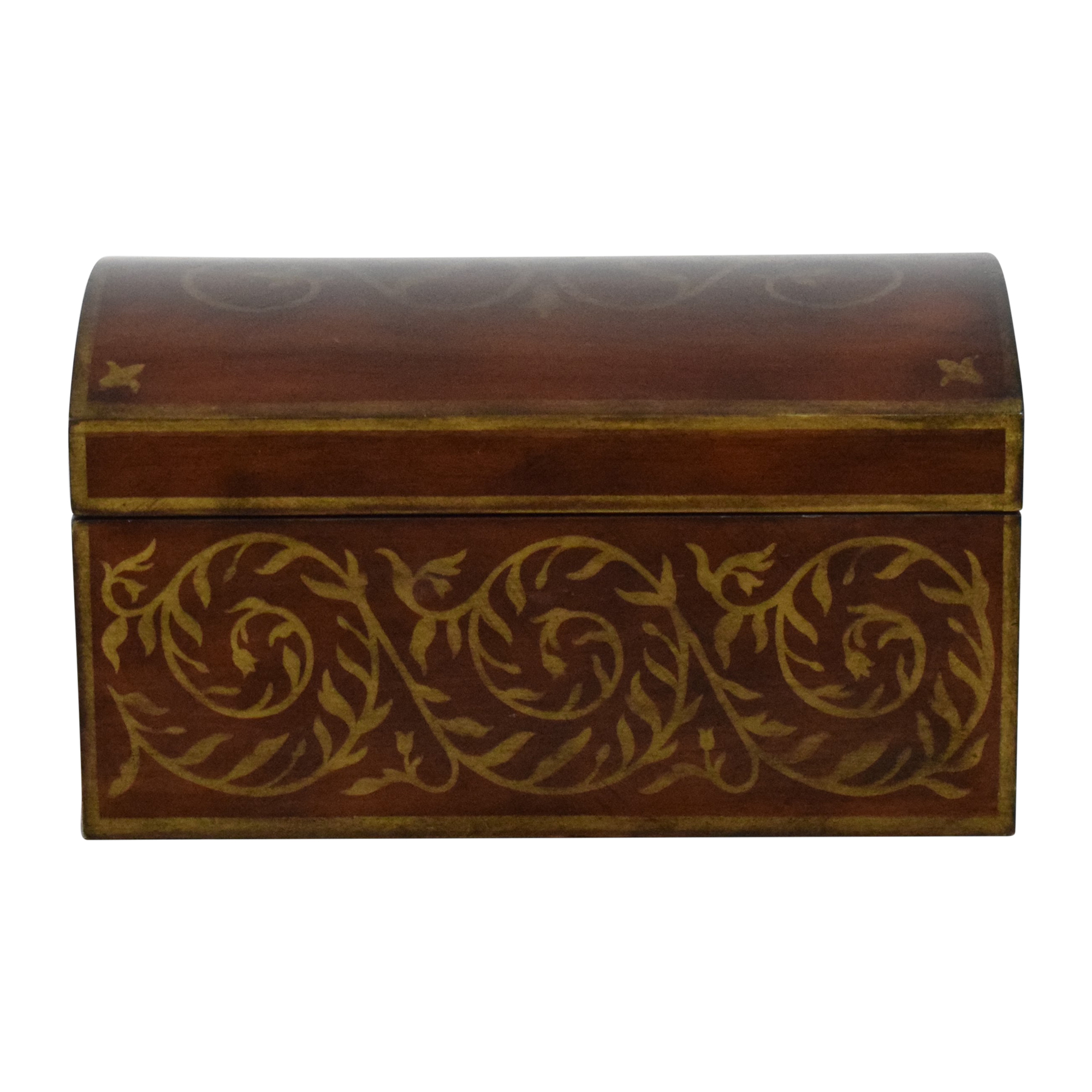Ethan Allen Ethan Allen Dome Top Jewelry Box discount