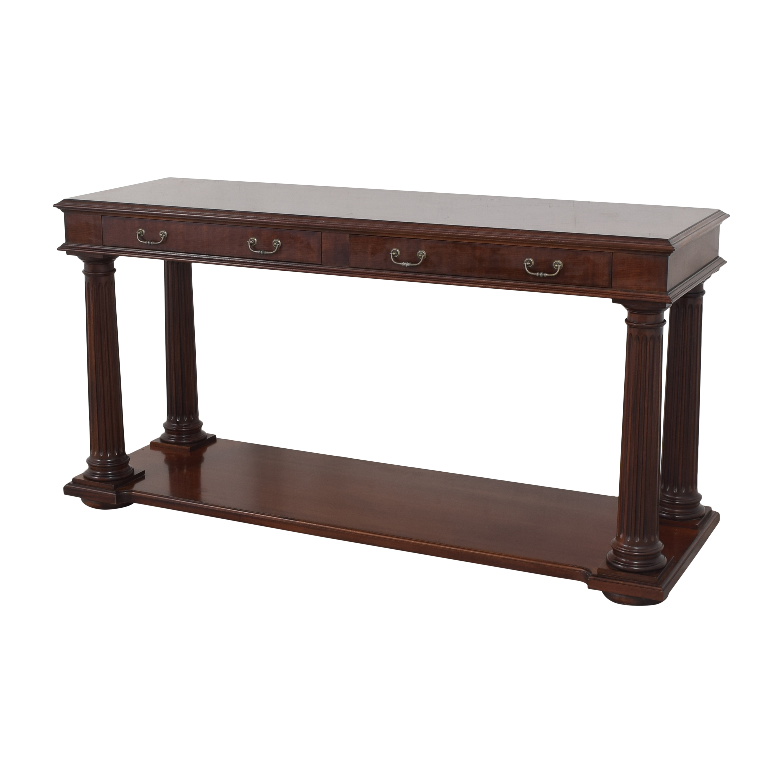 shop Ralph Lauren Home Neoclassical Console Table Ralph Lauren Home Accent Tables