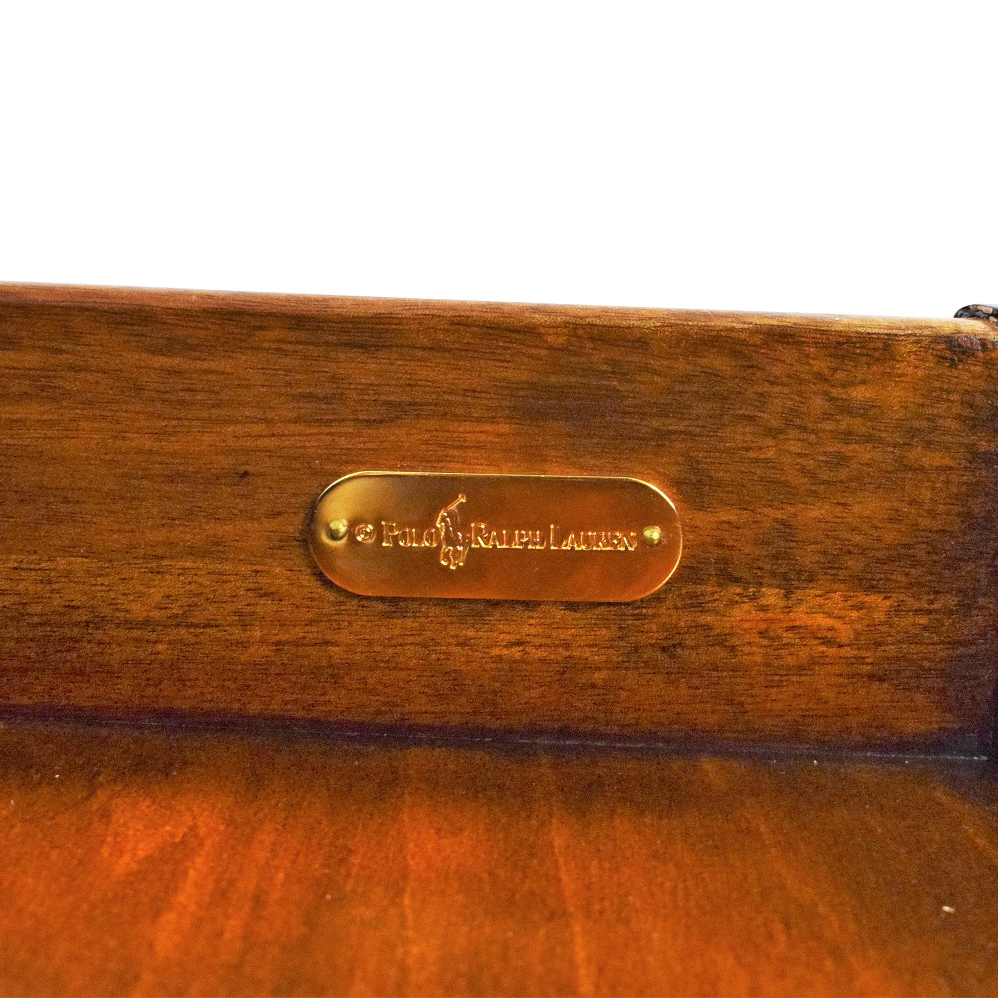 buy Ralph Lauren Round Accent Table Ralph Lauren Home
