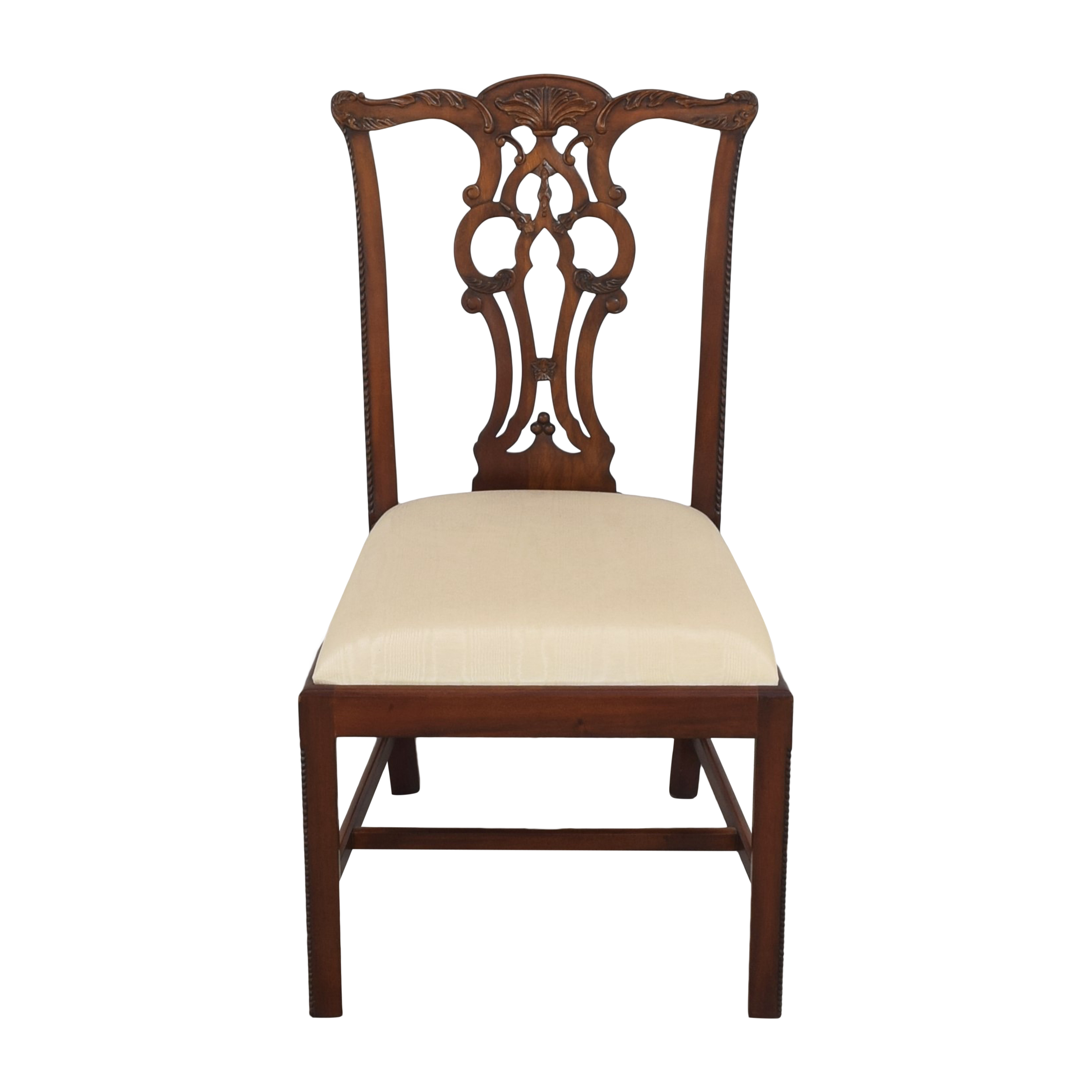 Maitland-Smith Maitland-Smith Chippendale Dining Side Chair nj