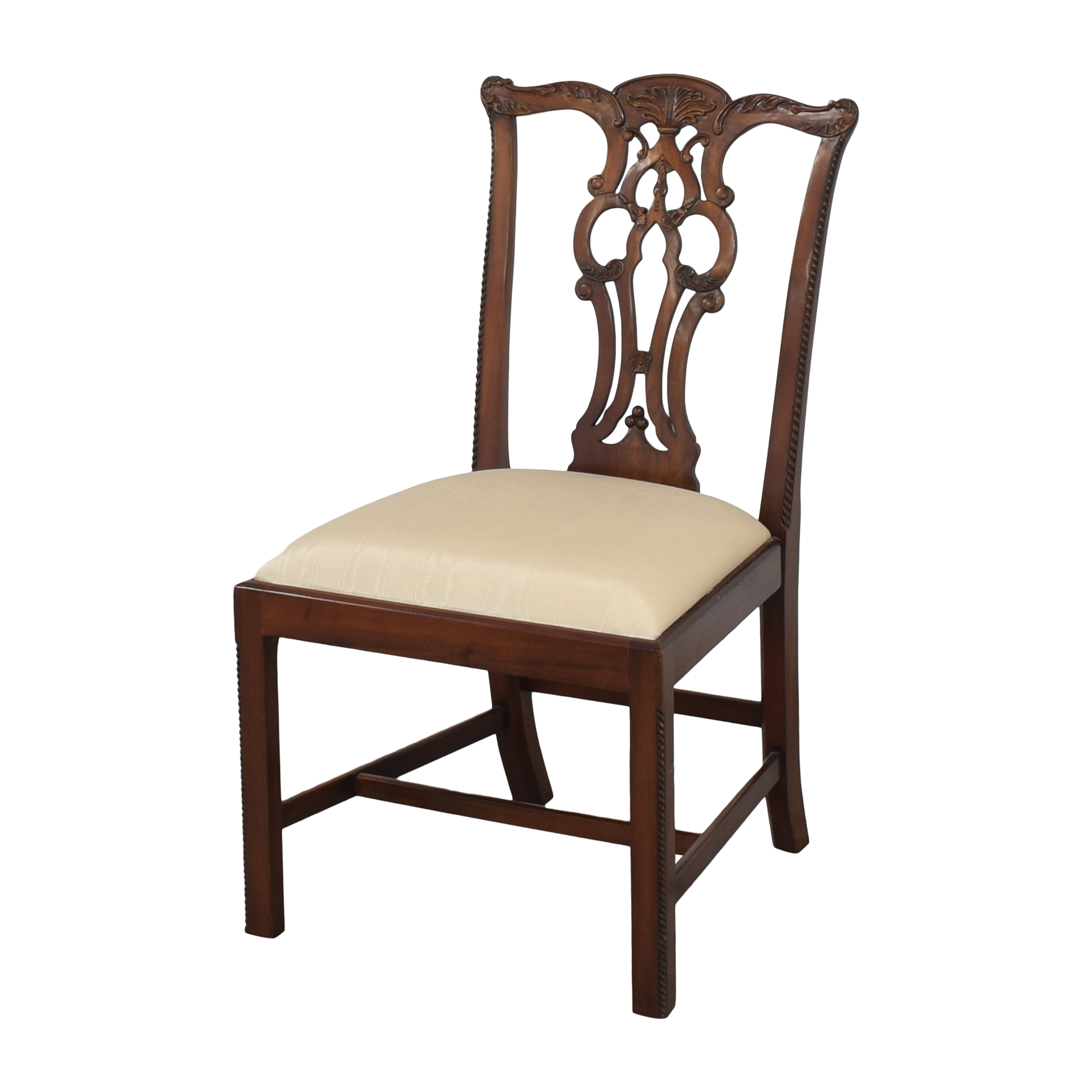 Maitland-Smith Chippendale Dining Side Chair / Dining Chairs