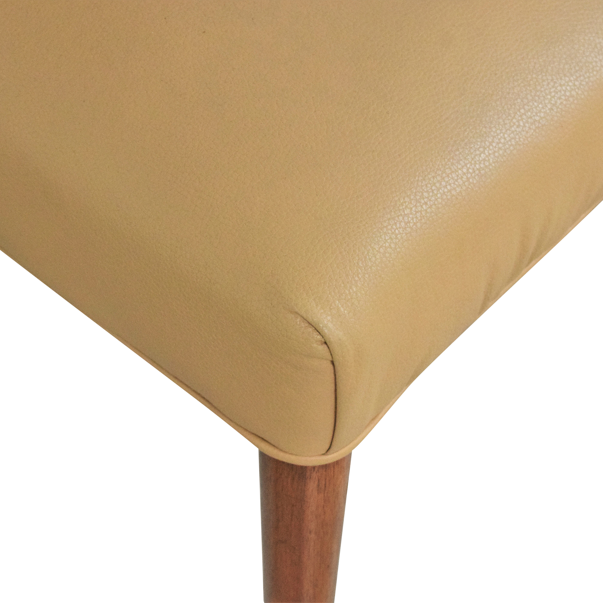 shop Upholstered Dining Chairs on Casters  Chairs
