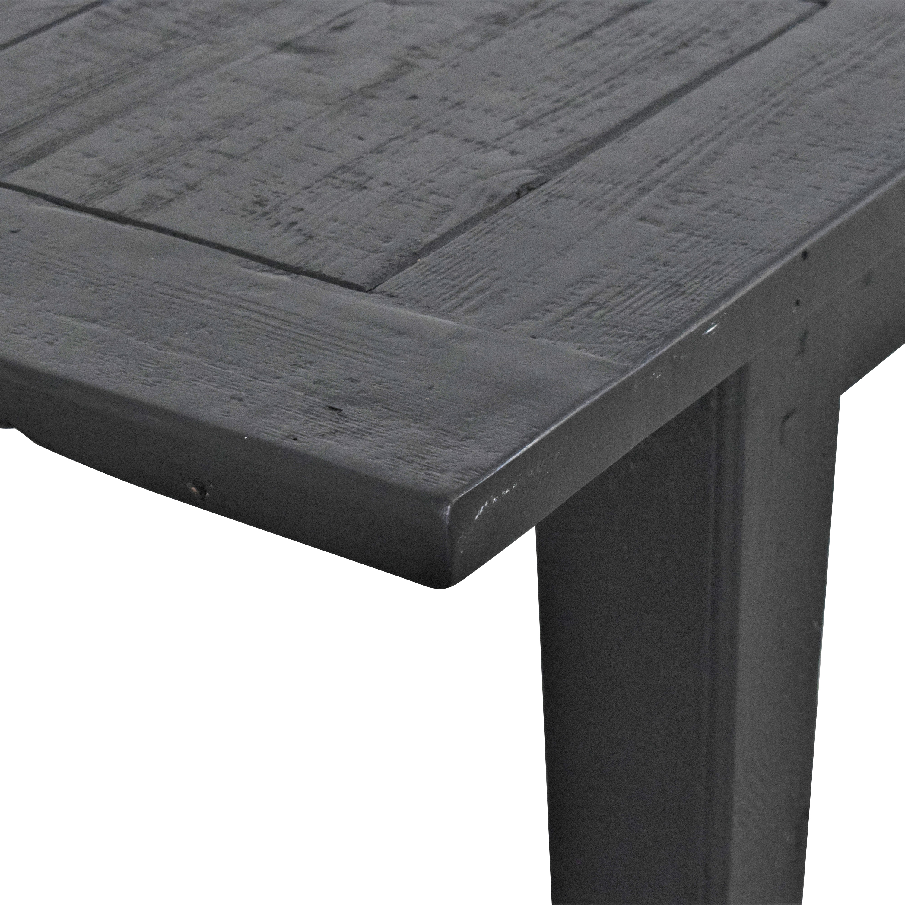 Restoration Hardware Restoration Hardware 1900s Boulangerie Rectangular Extension Dining Table ma