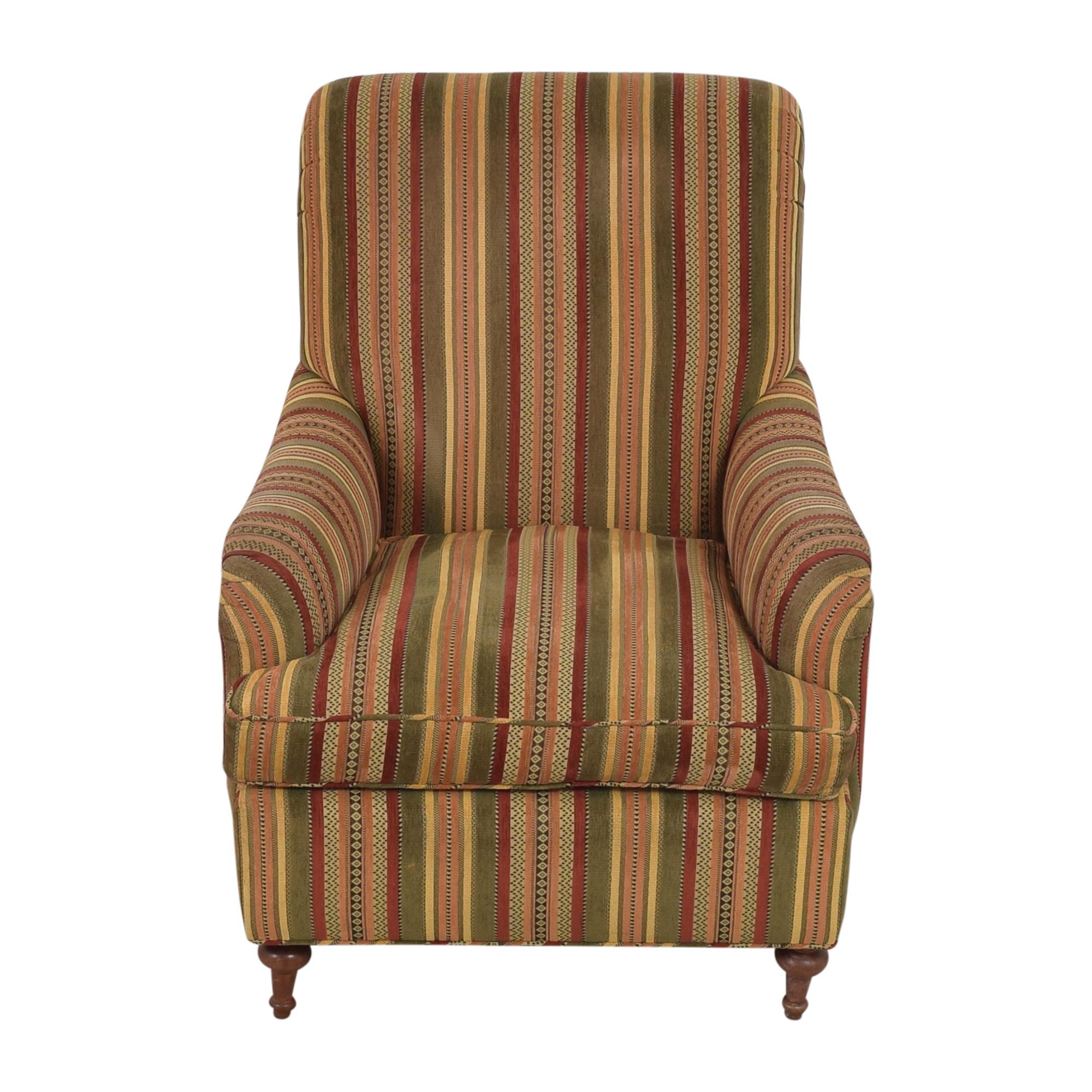 Scroll Back Bridgewater Arm Chair ct