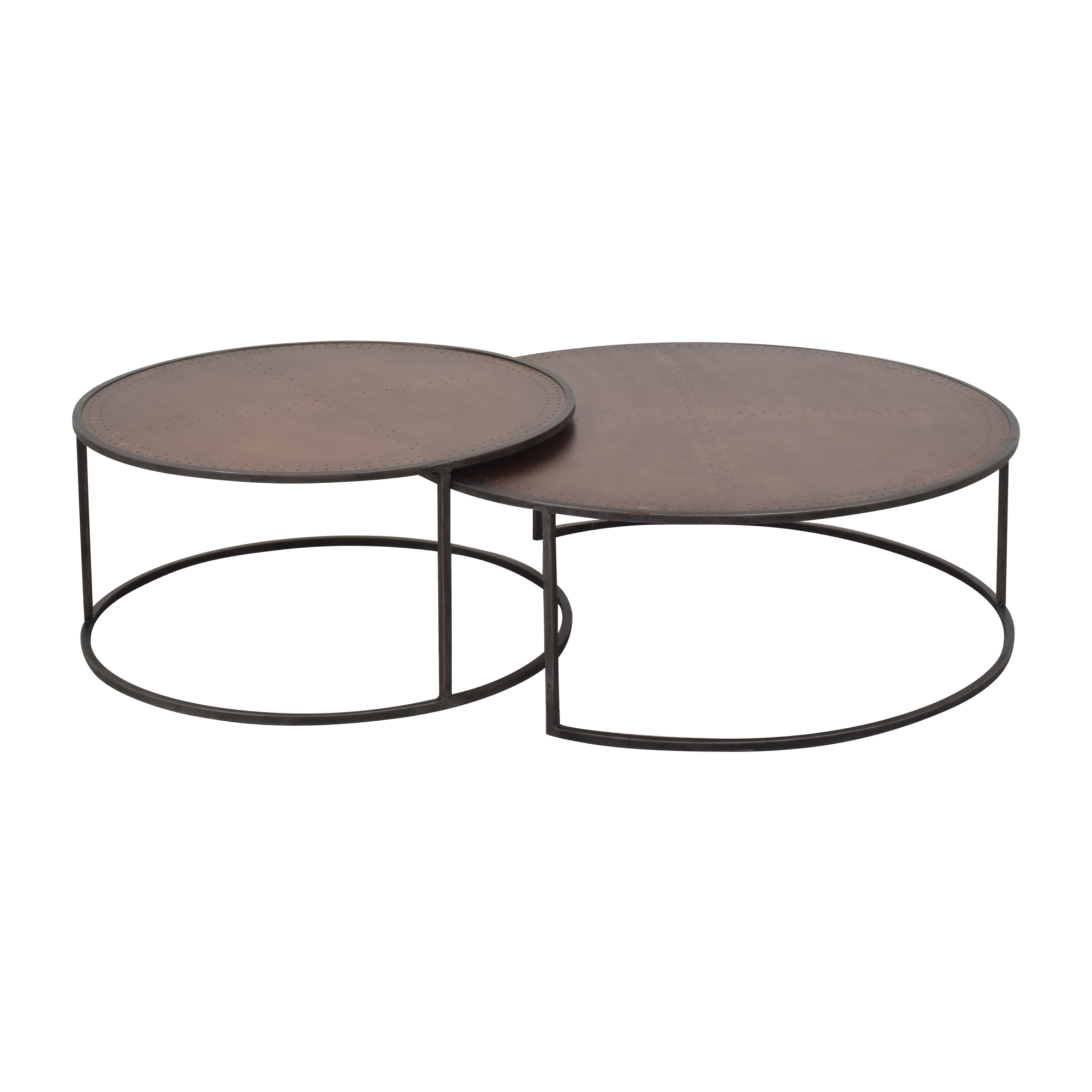 shop Four Hands Catalina Nesting Coffee Table Four Hands