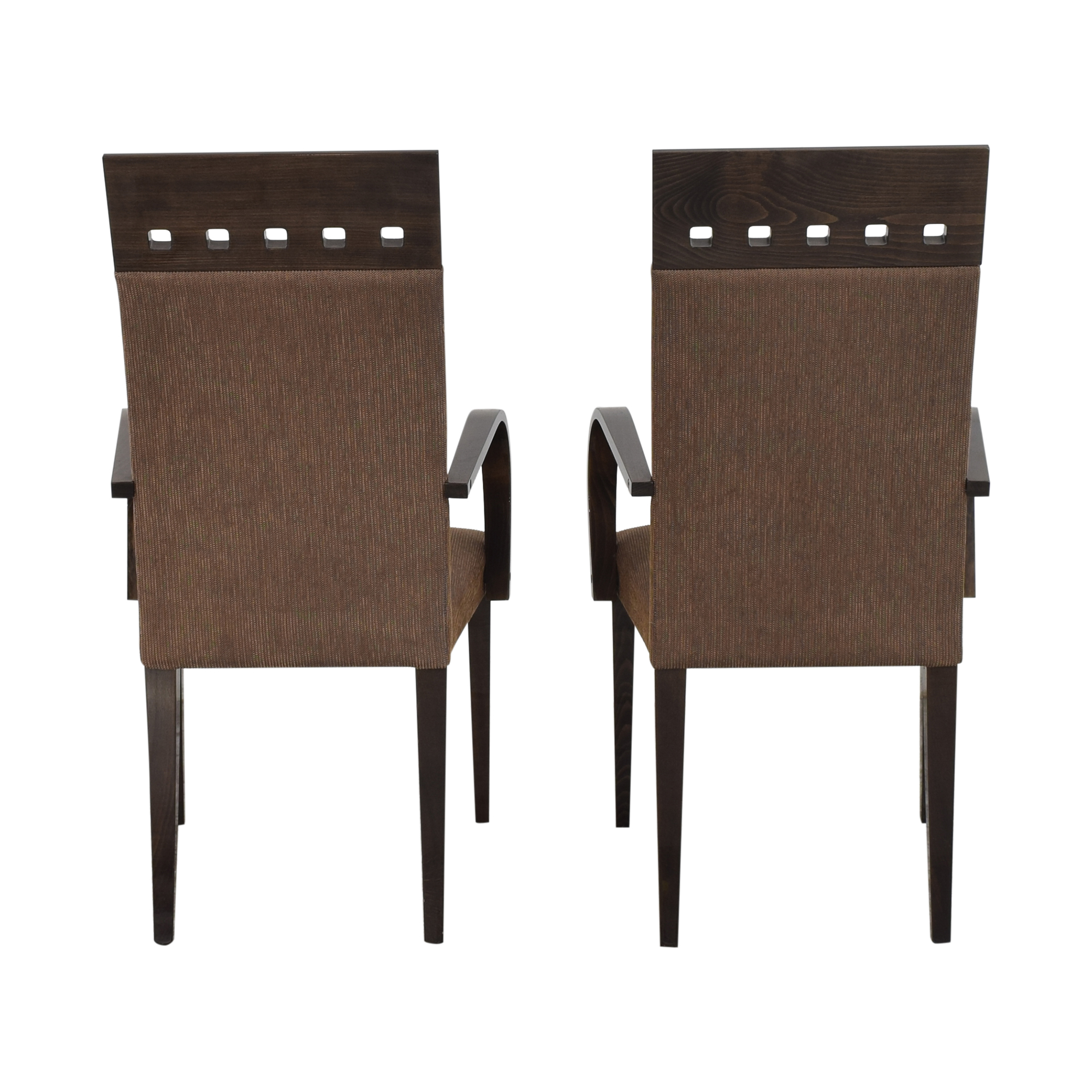 Pietro Costantini Pietro Costantini High Back Dining Arm Chairs Dining Chairs