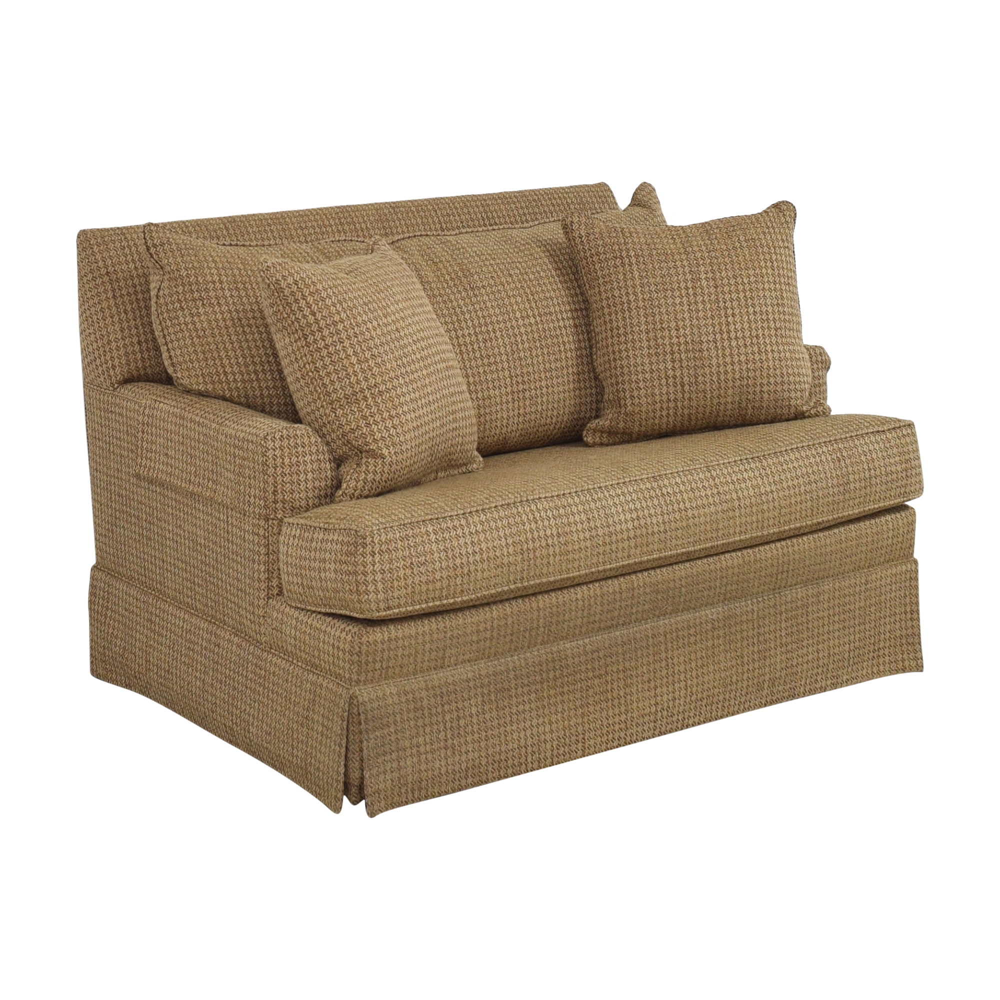 Ethan Allen Ethan Allen Chair and a Half Twin Sleeper coupon