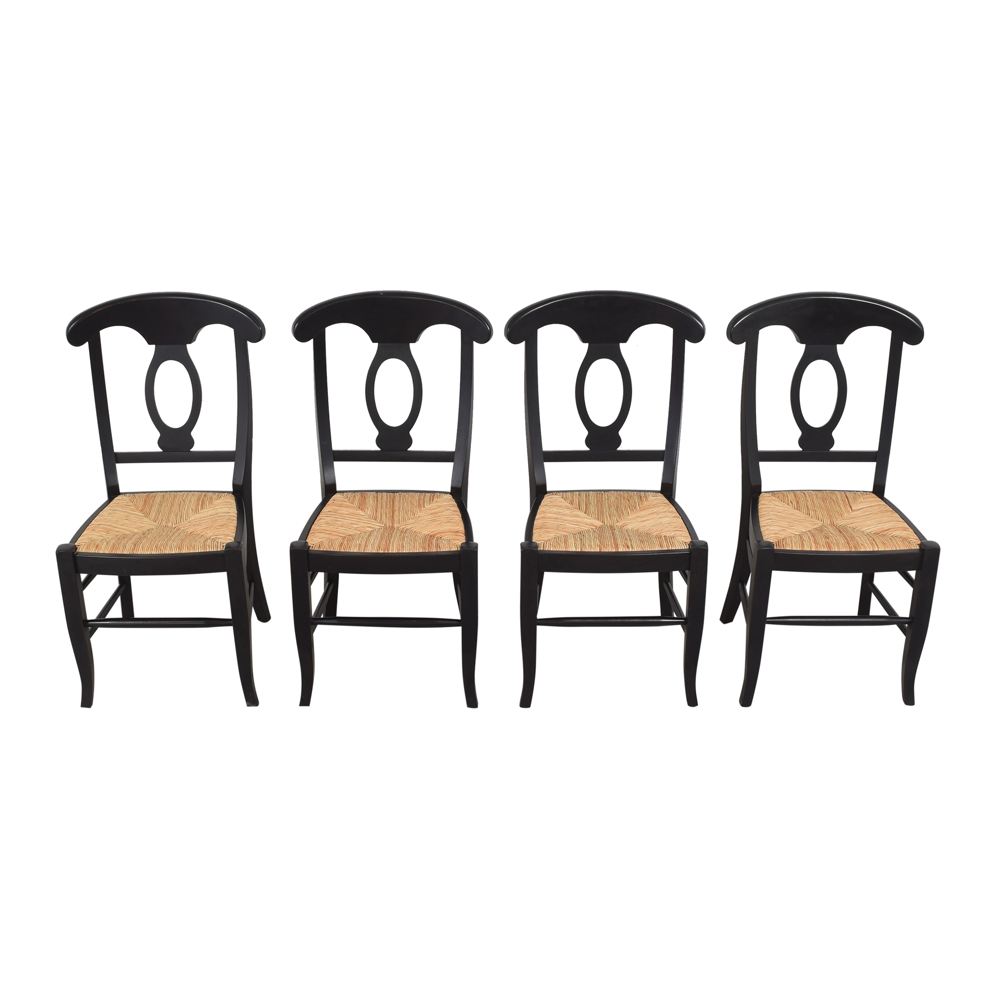 Pottery Barn Pottery Barn Napoleon Dining Side Chairs coupon