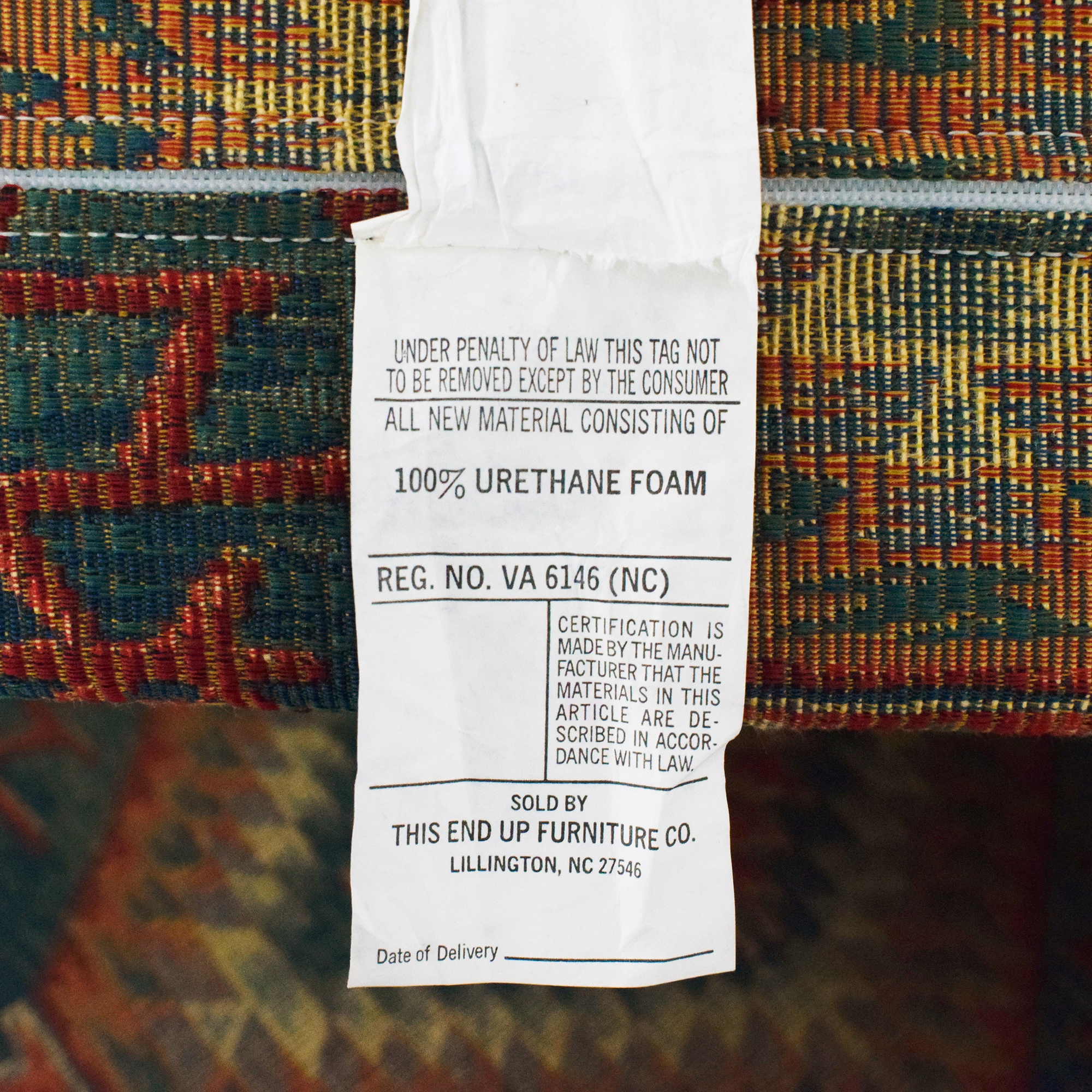 This End Up This End Up Classic Chair coupon