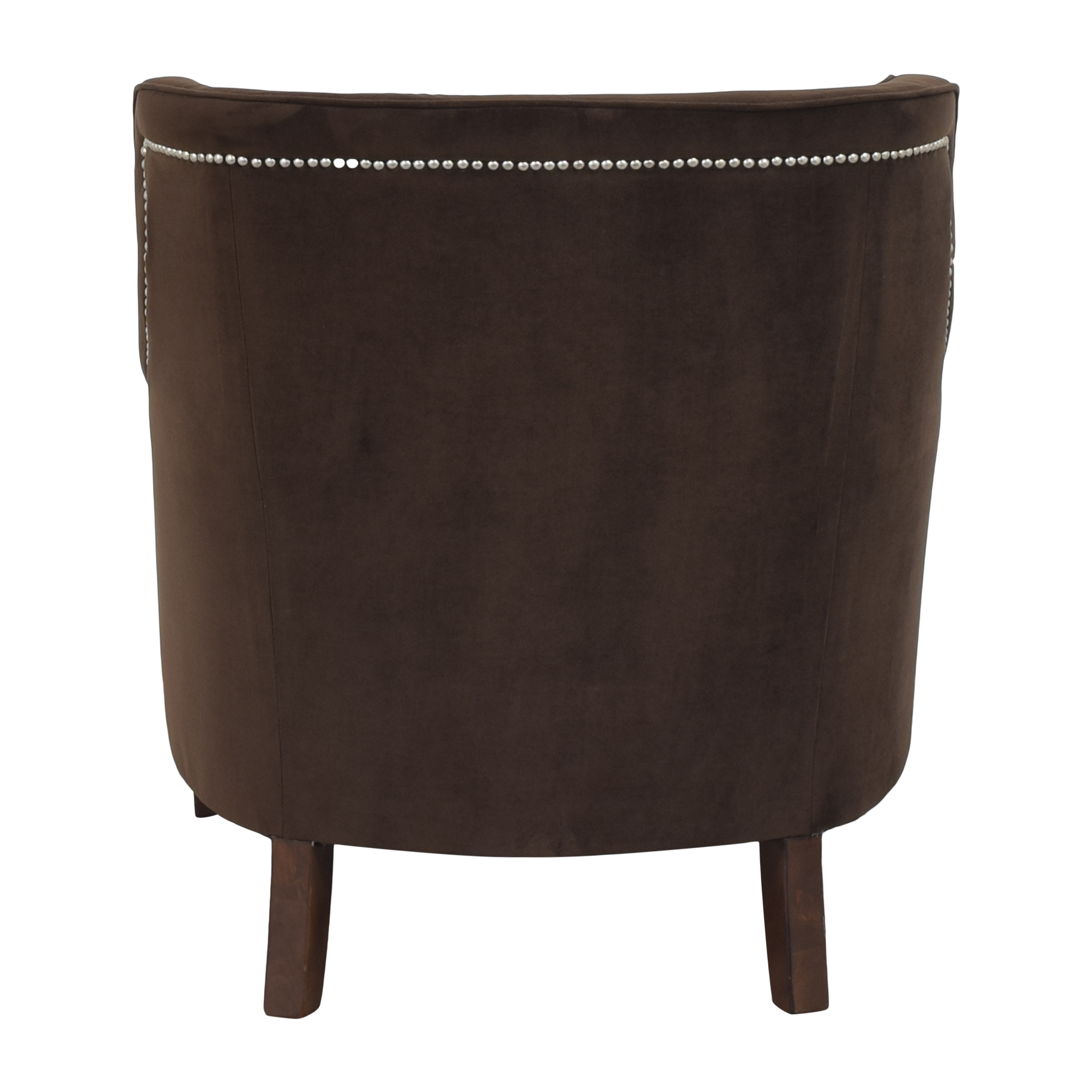 Barrel Accent Chair for sale