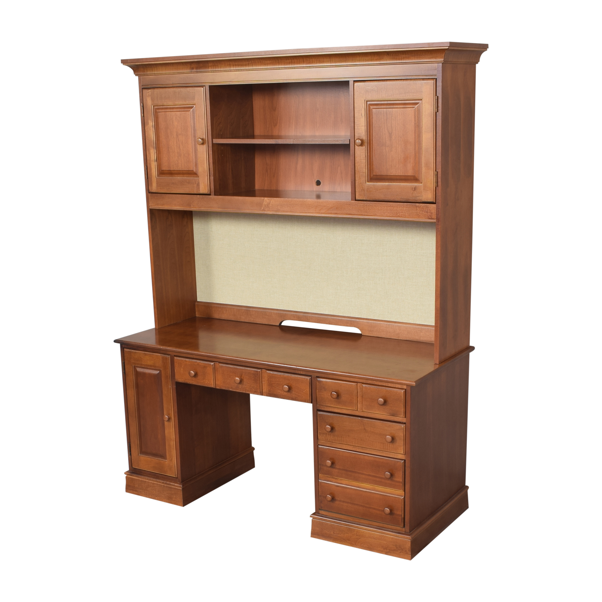 Hooker Furniture Hooker Furniture Hutch Desk Tables
