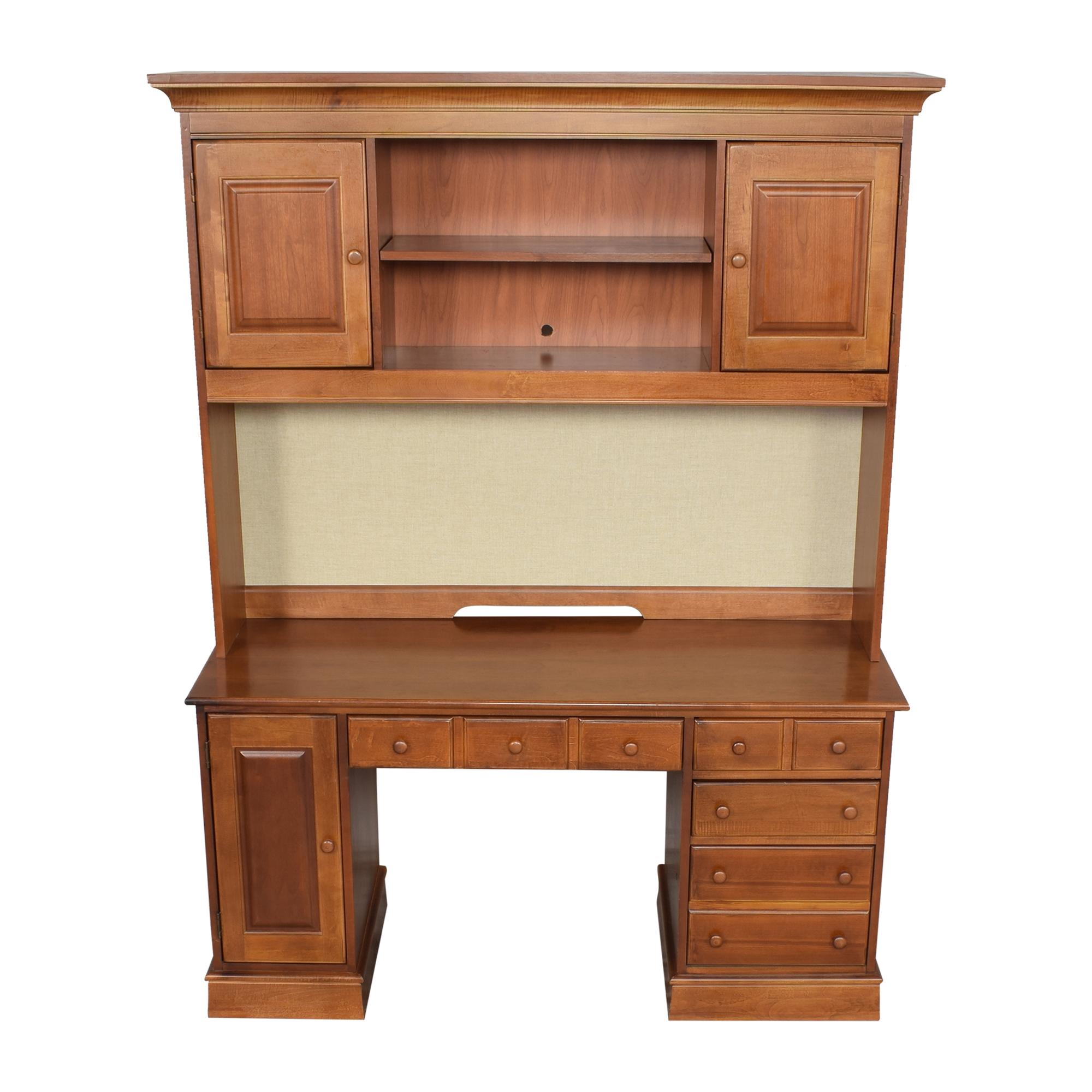 shop Hooker Furniture Hutch Desk Hooker Furniture