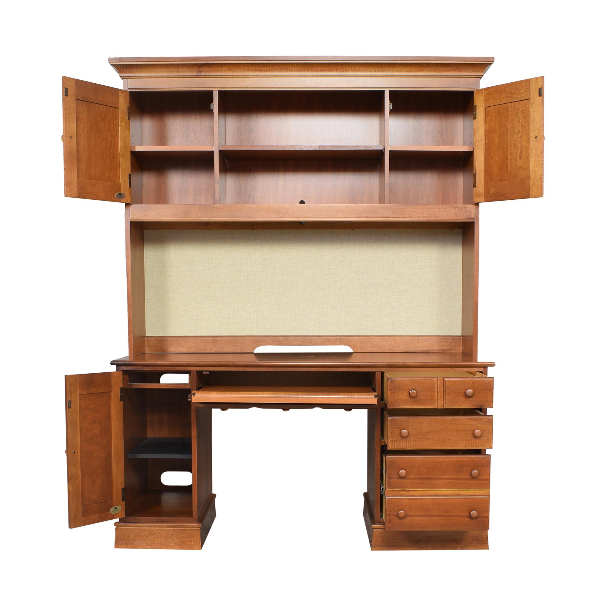 Hooker Furniture Hooker Furniture Hutch Desk nyc