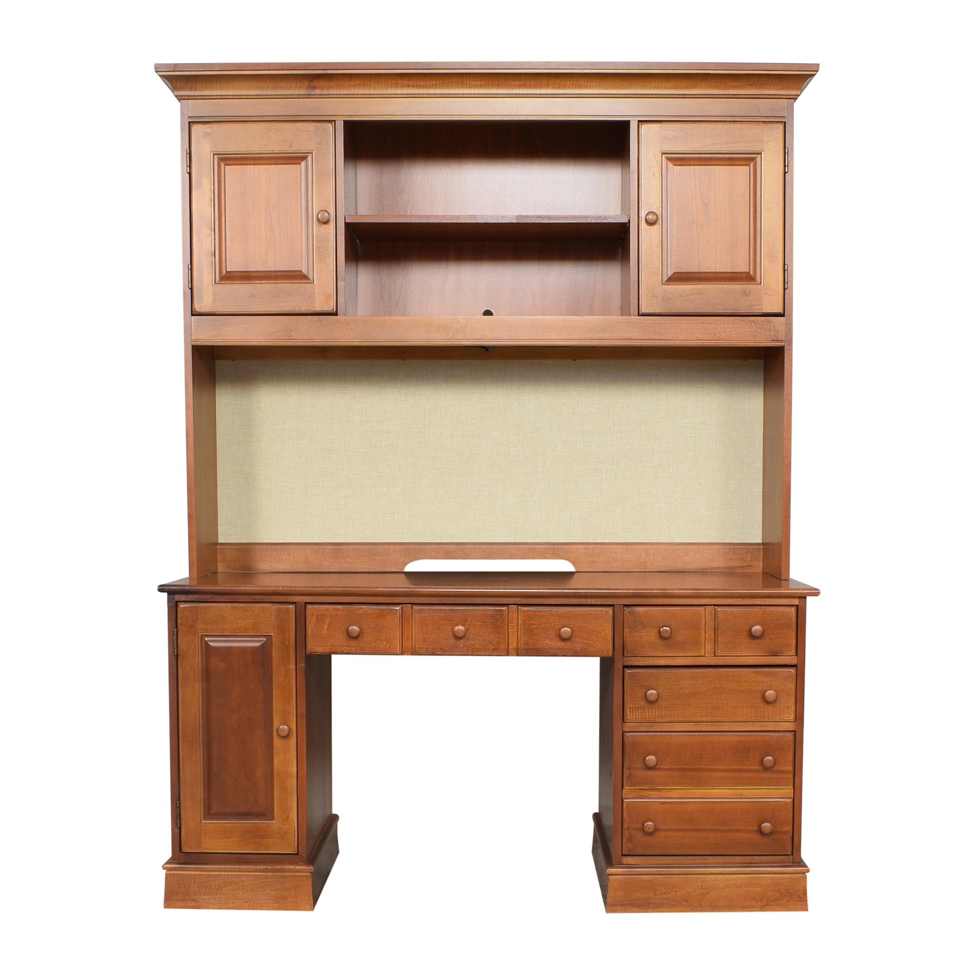 Hooker Furniture Hooker Furniture Hutch Desk price