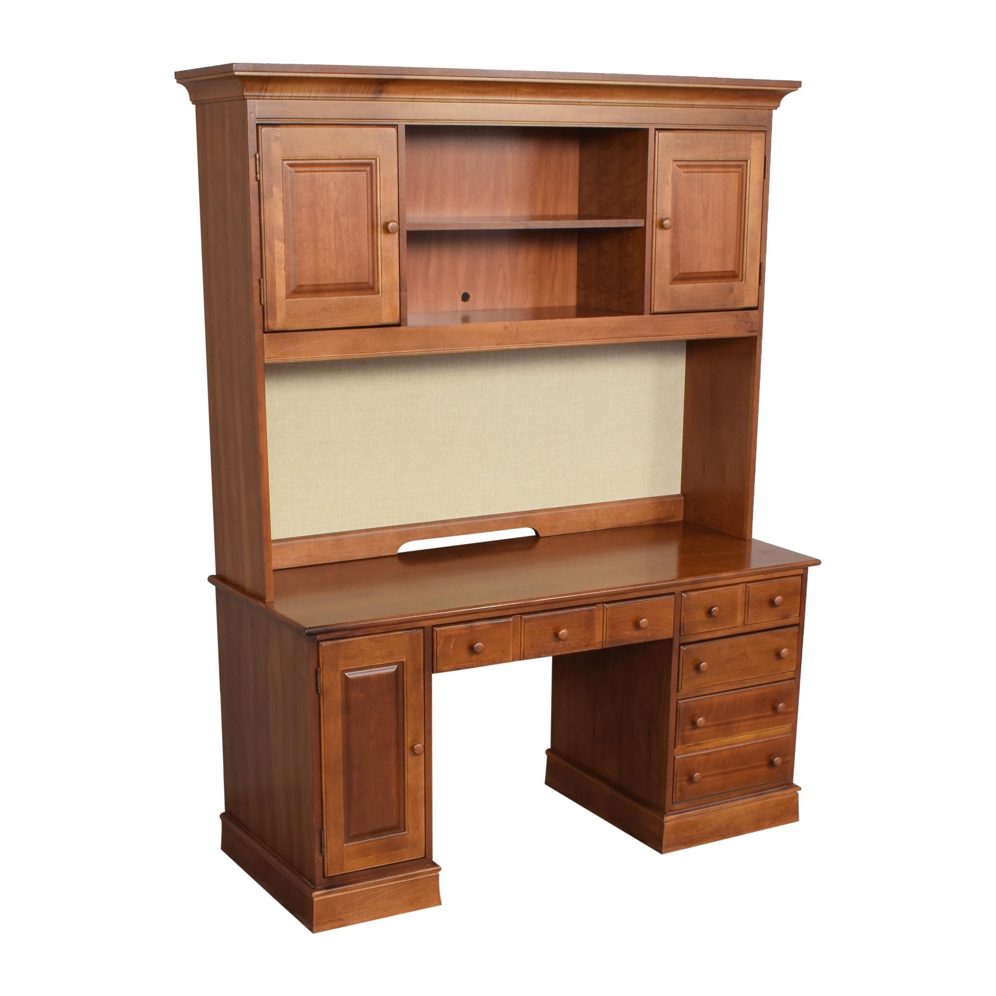 Hooker Furniture Hooker Furniture Hutch Desk Brown