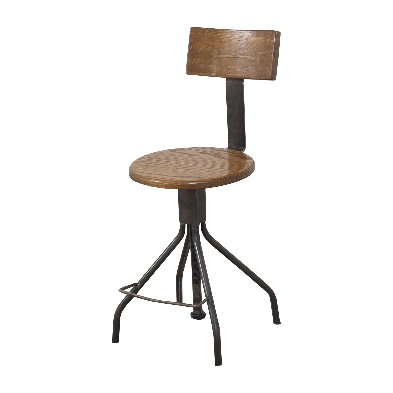 Rejuvenation Industrial Bar Stools / Chairs