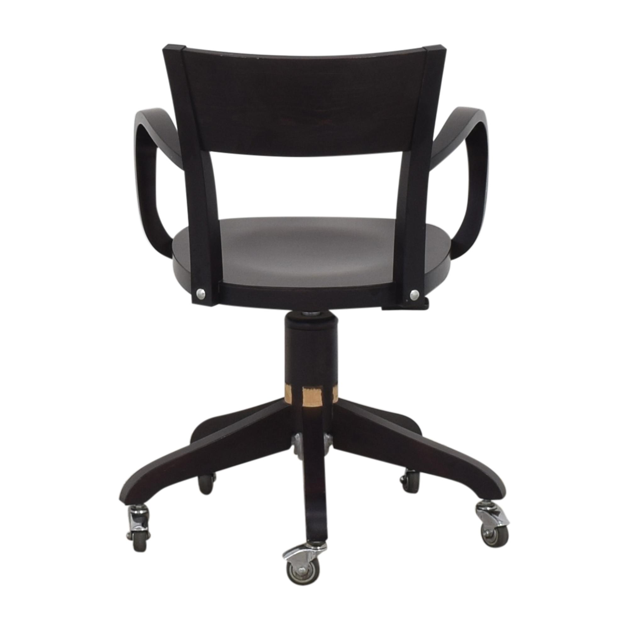 Crate & Barrel Crate & Barrel Swivel Desk Chair pa
