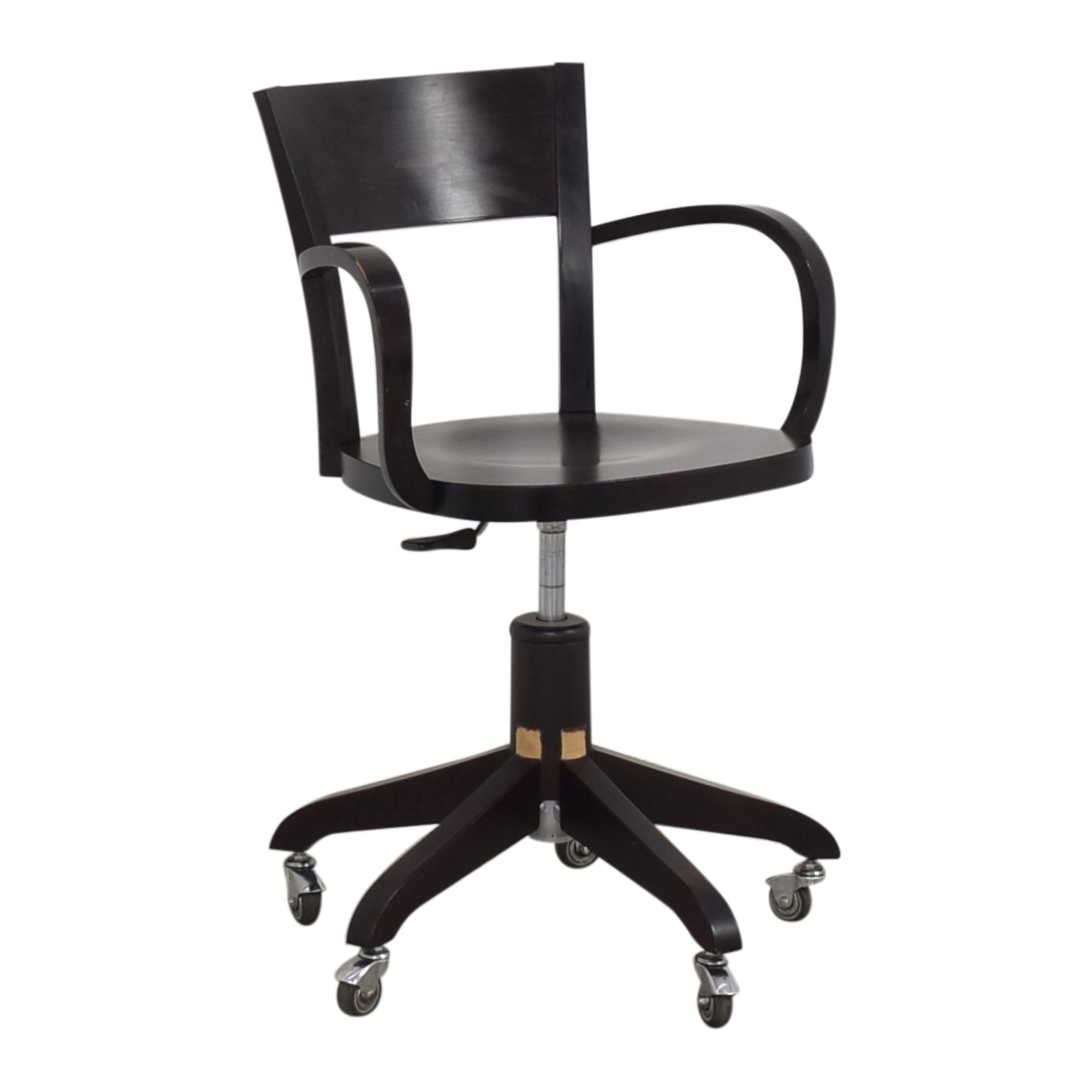 Crate & Barrel Crate & Barrel Swivel Desk Chair nj
