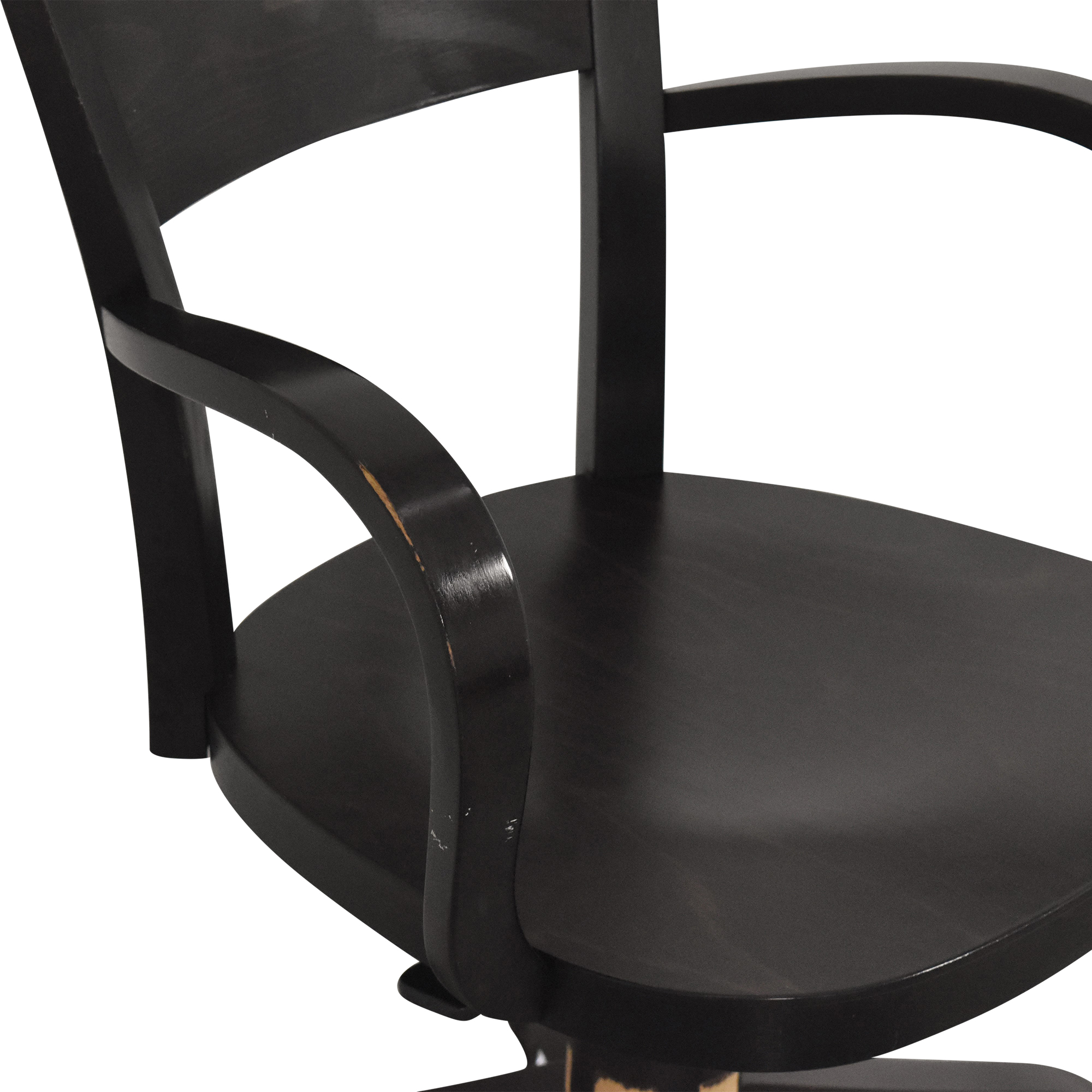 buy Crate & Barrel Swivel Desk Chair Crate & Barrel Home Office Chairs