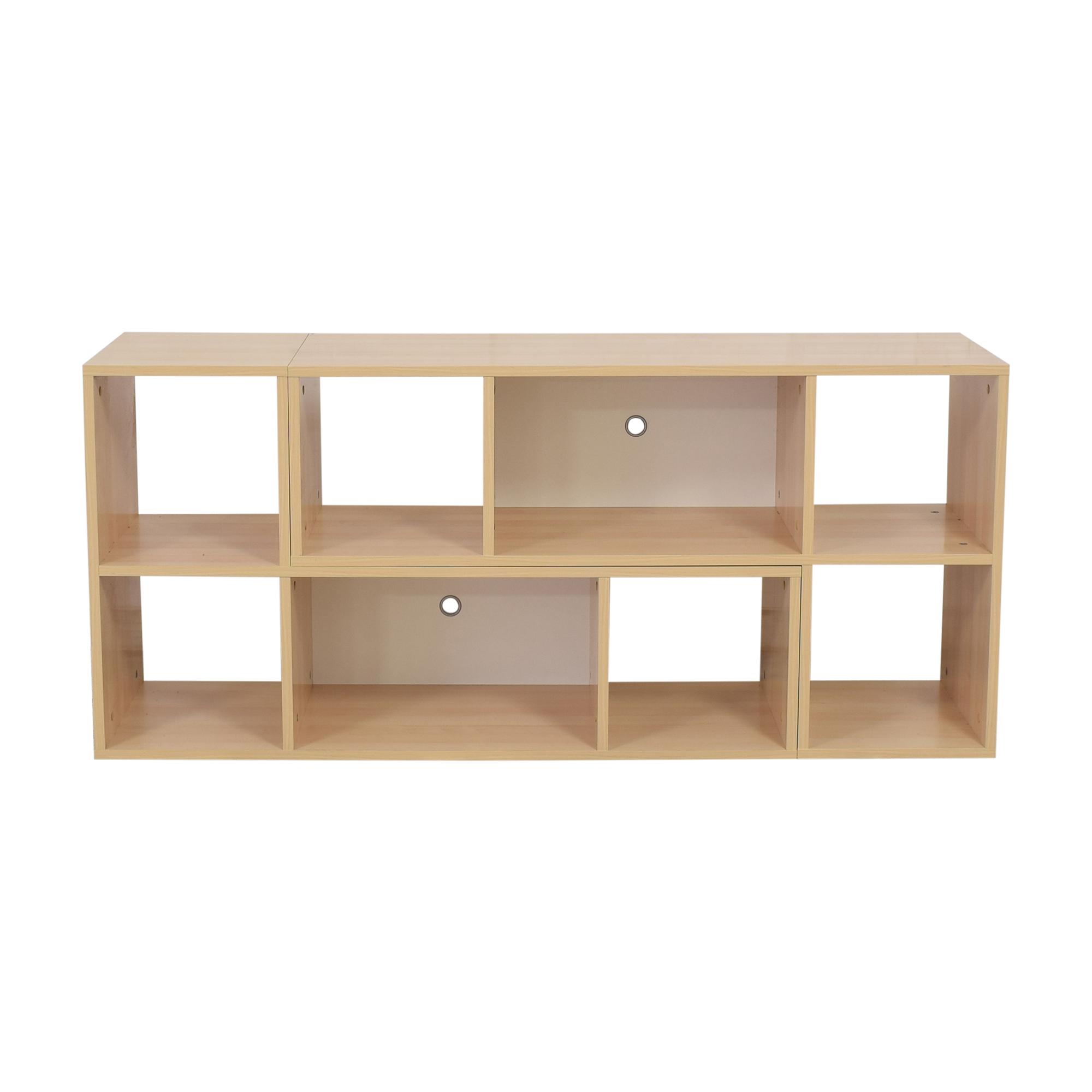 Crate & Barrel Crate & Barrel Modular Storage Shelves on sale