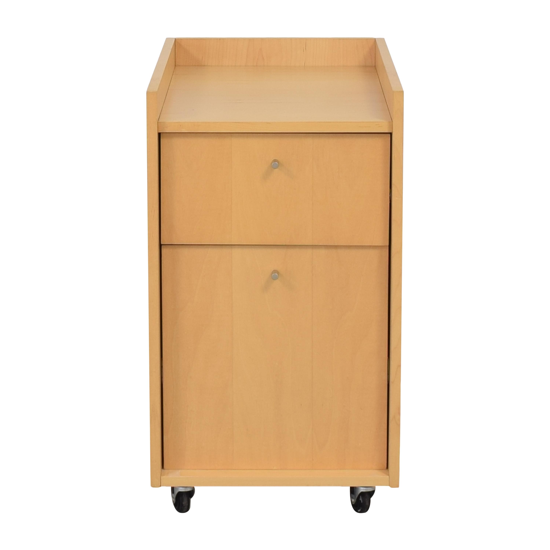 shop Crate & Barrel Crate & Barrel Two Drawer File Cabinet online