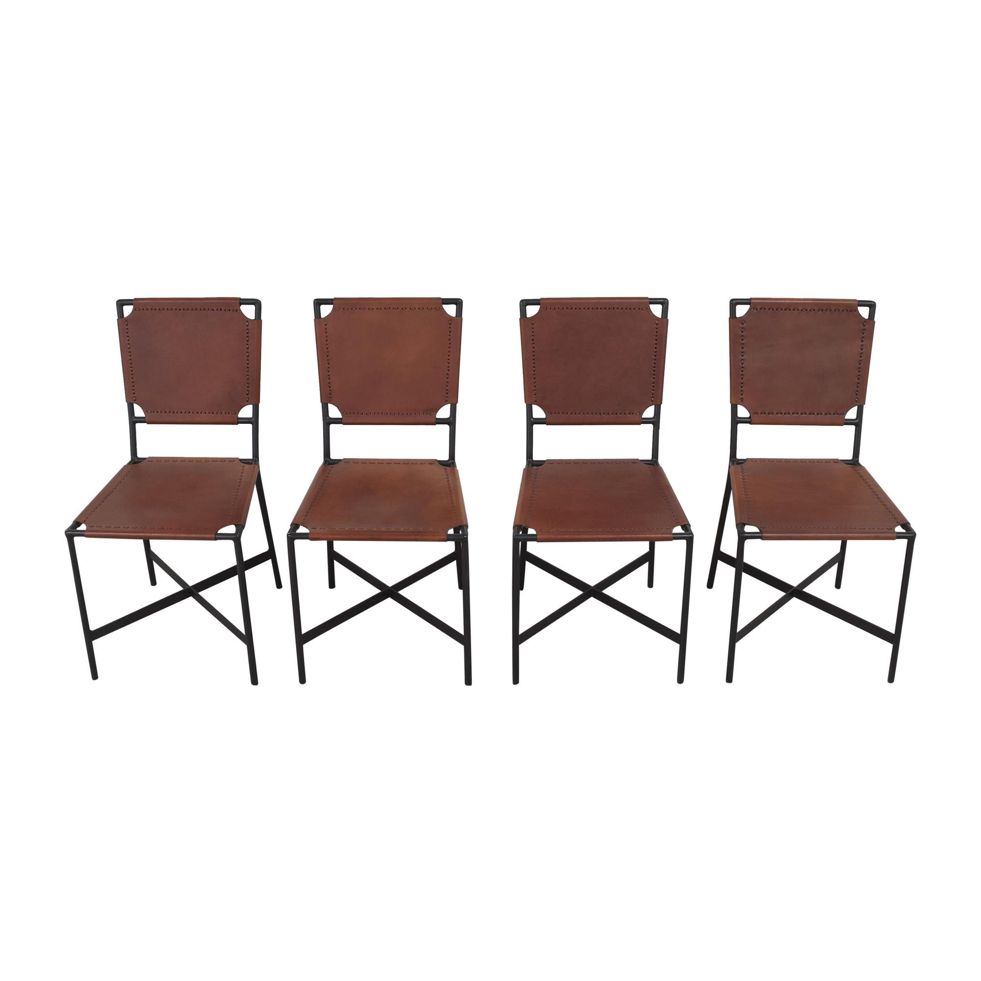 buy Crate & Barrel Crate & Barrel Laredo Dining Chairs online