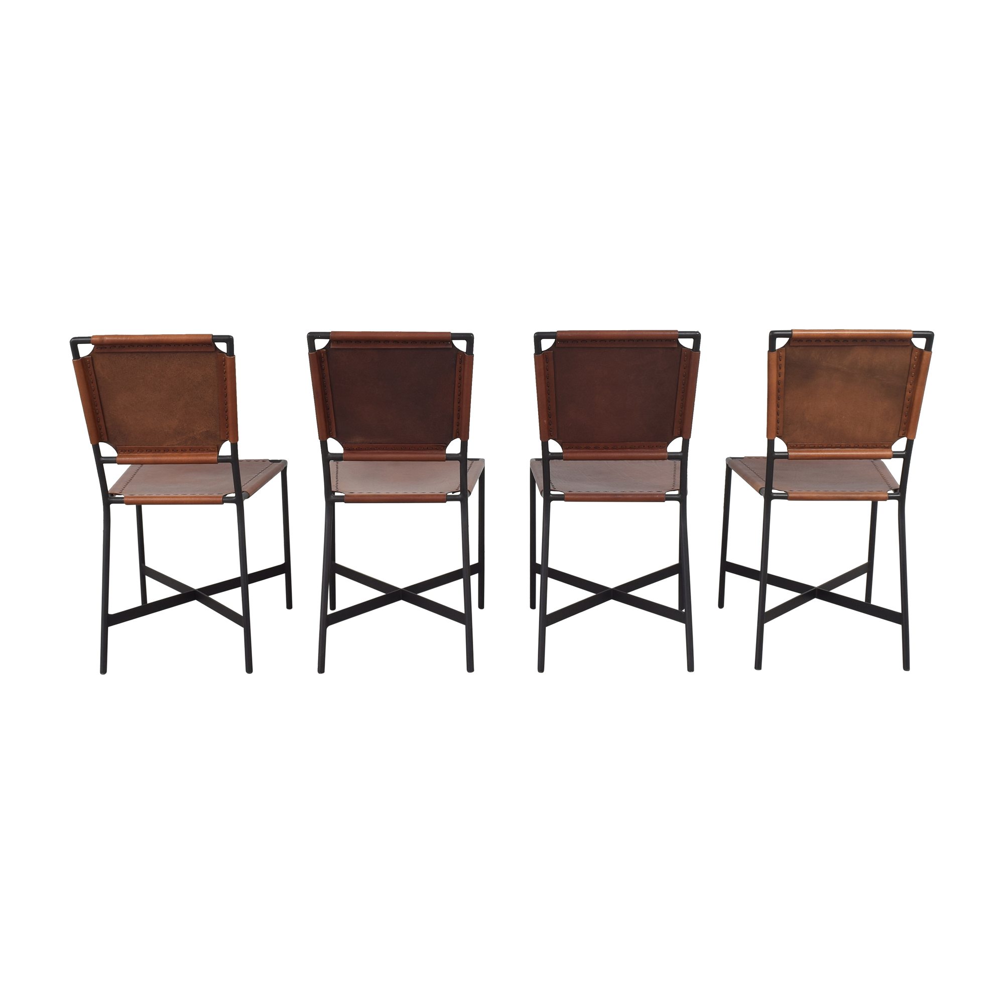 Crate & Barrel Crate & Barrel Laredo Dining Chairs used