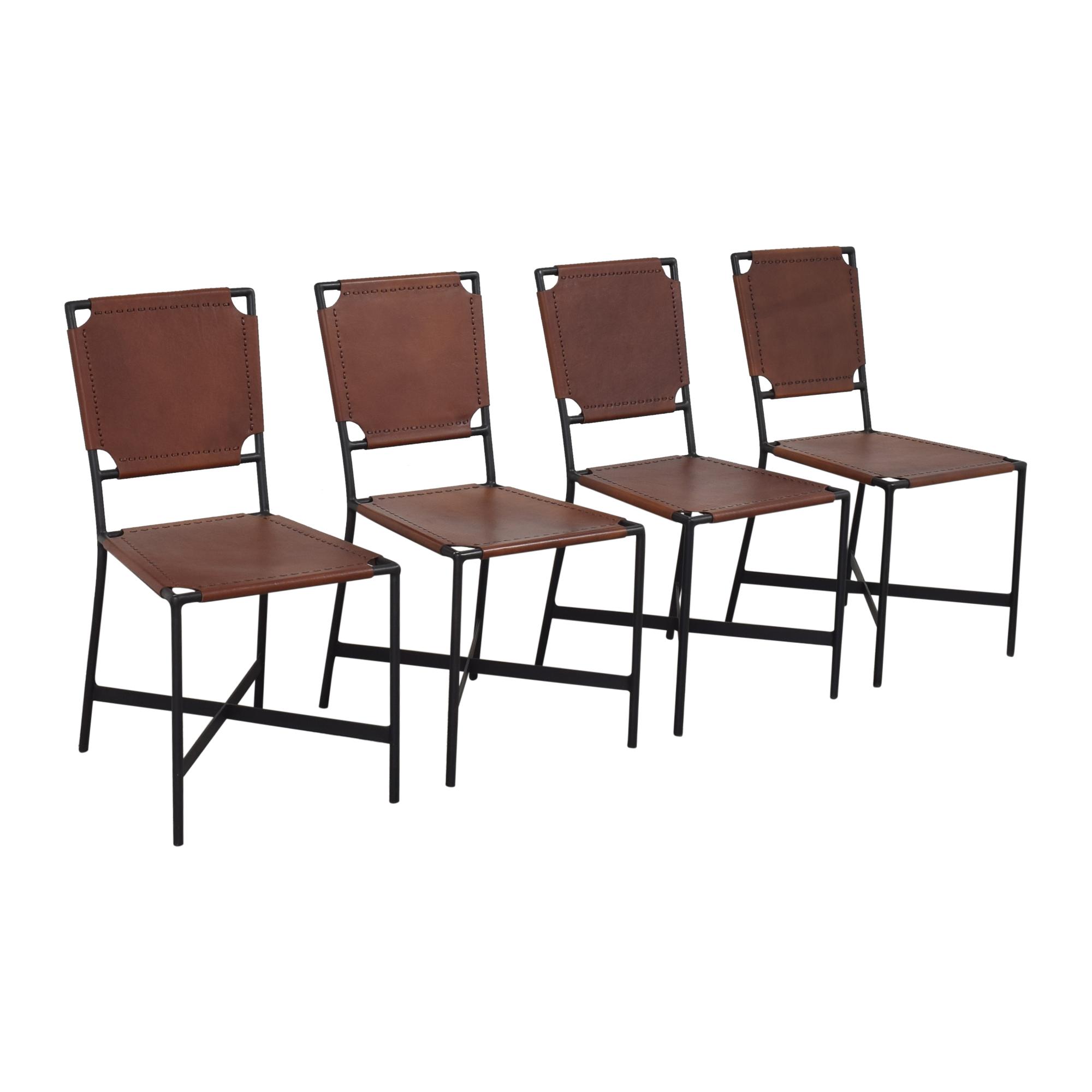 Crate & Barrel Laredo Dining Chairs Crate & Barrel