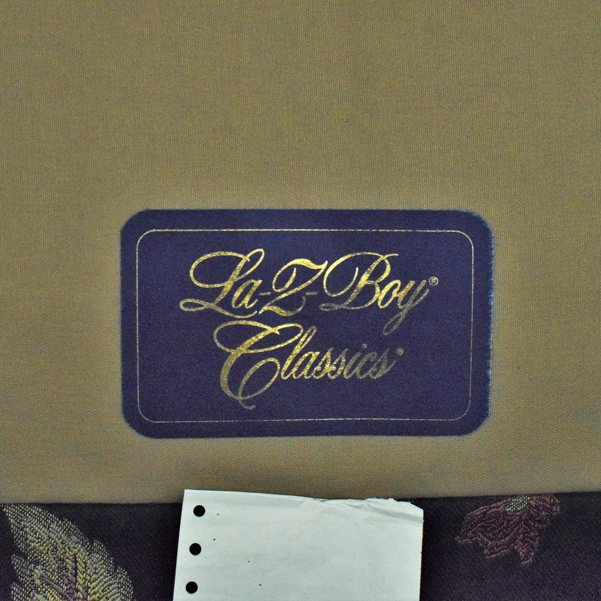 La-Z-Boy La-Z-Boy Classics Recliner used