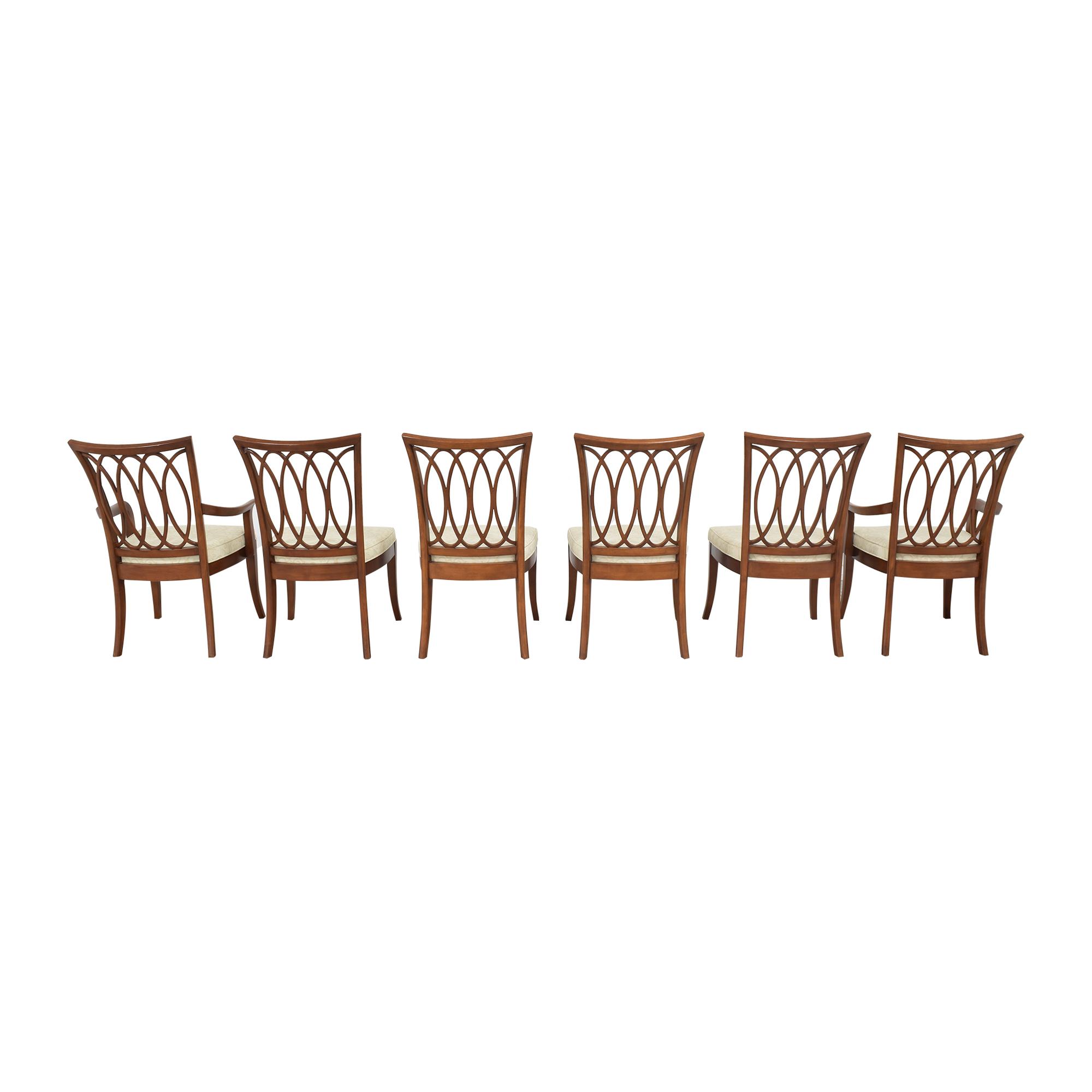 Stanley Furniture Stanley Furniture Hudson Street Dining Chairs