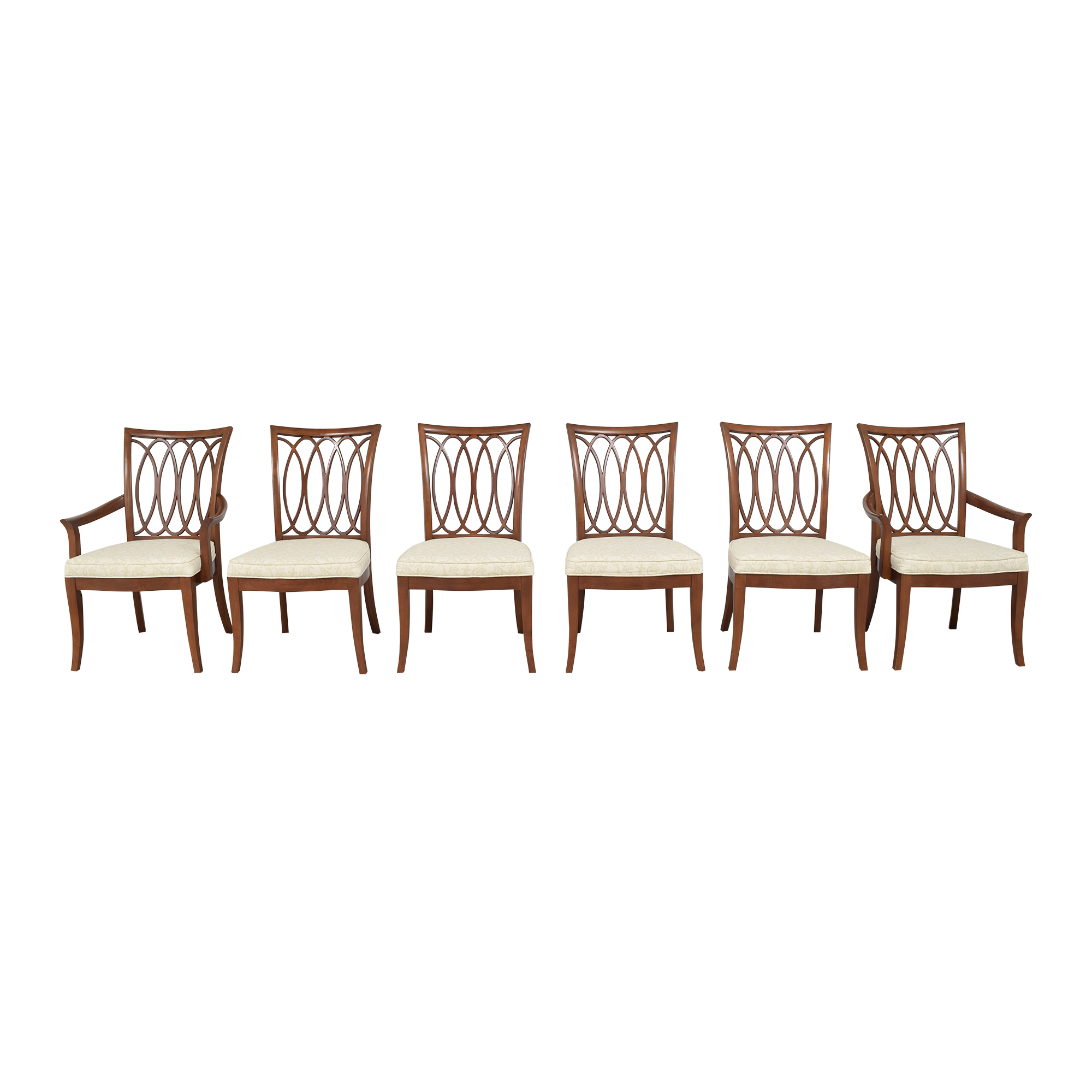 Stanley Furniture Stanley Furniture Hudson Street Dining Chairs used