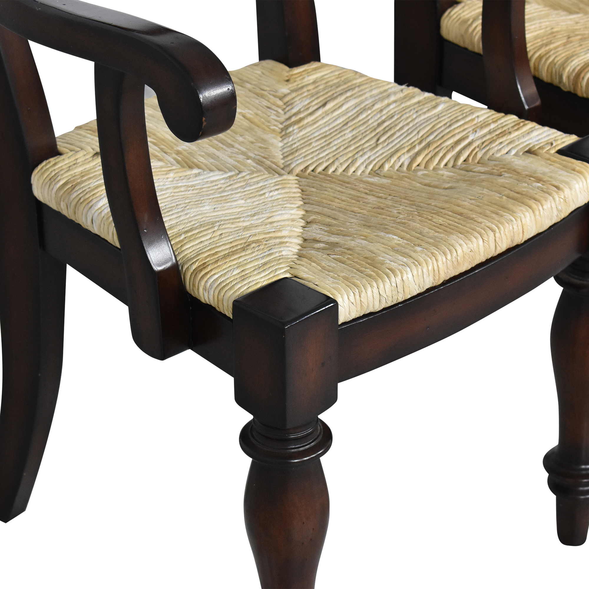 Pottery Barn Pottery Barn Montego Dining Chairs for sale