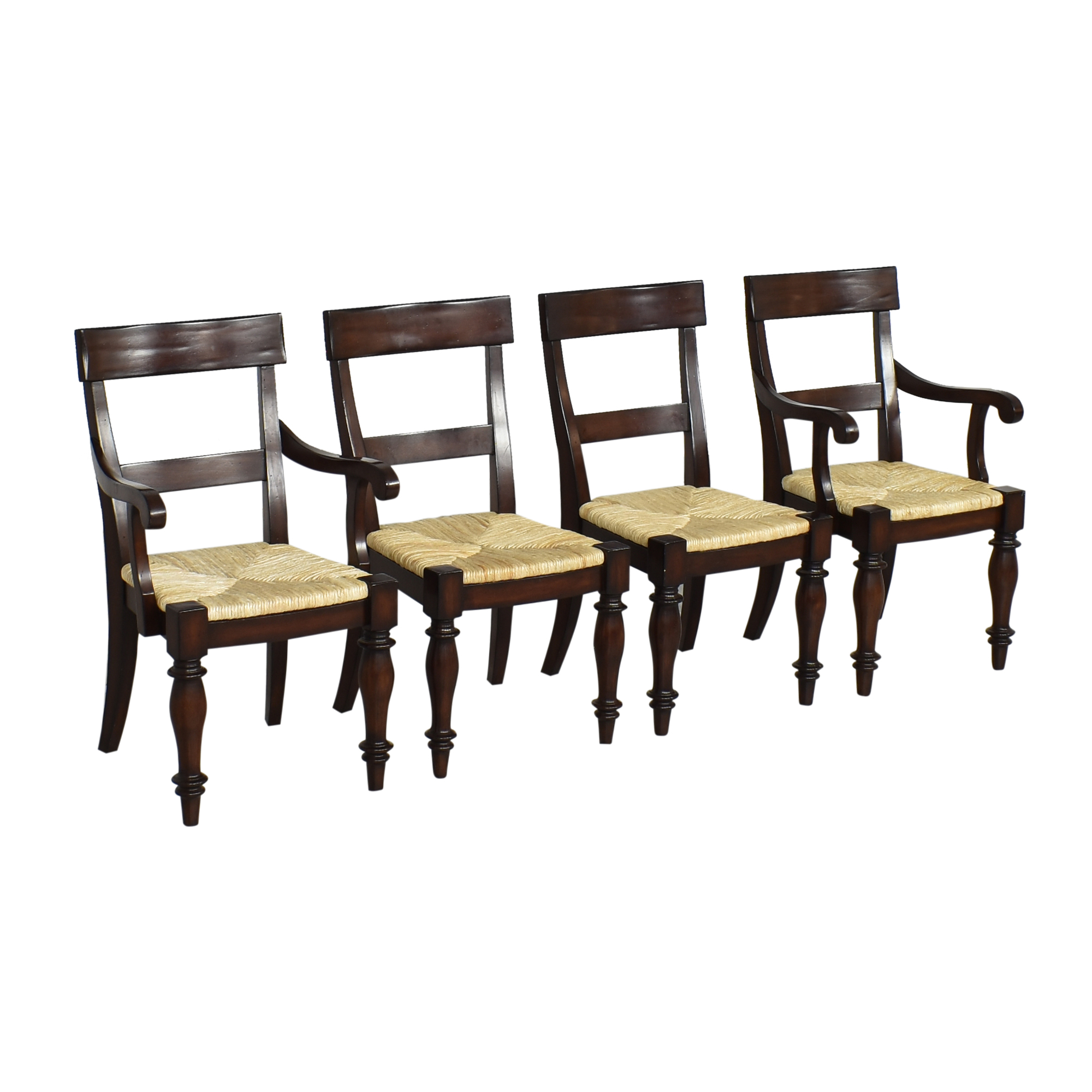 Pottery Barn Montego Dining Chairs / Dining Chairs