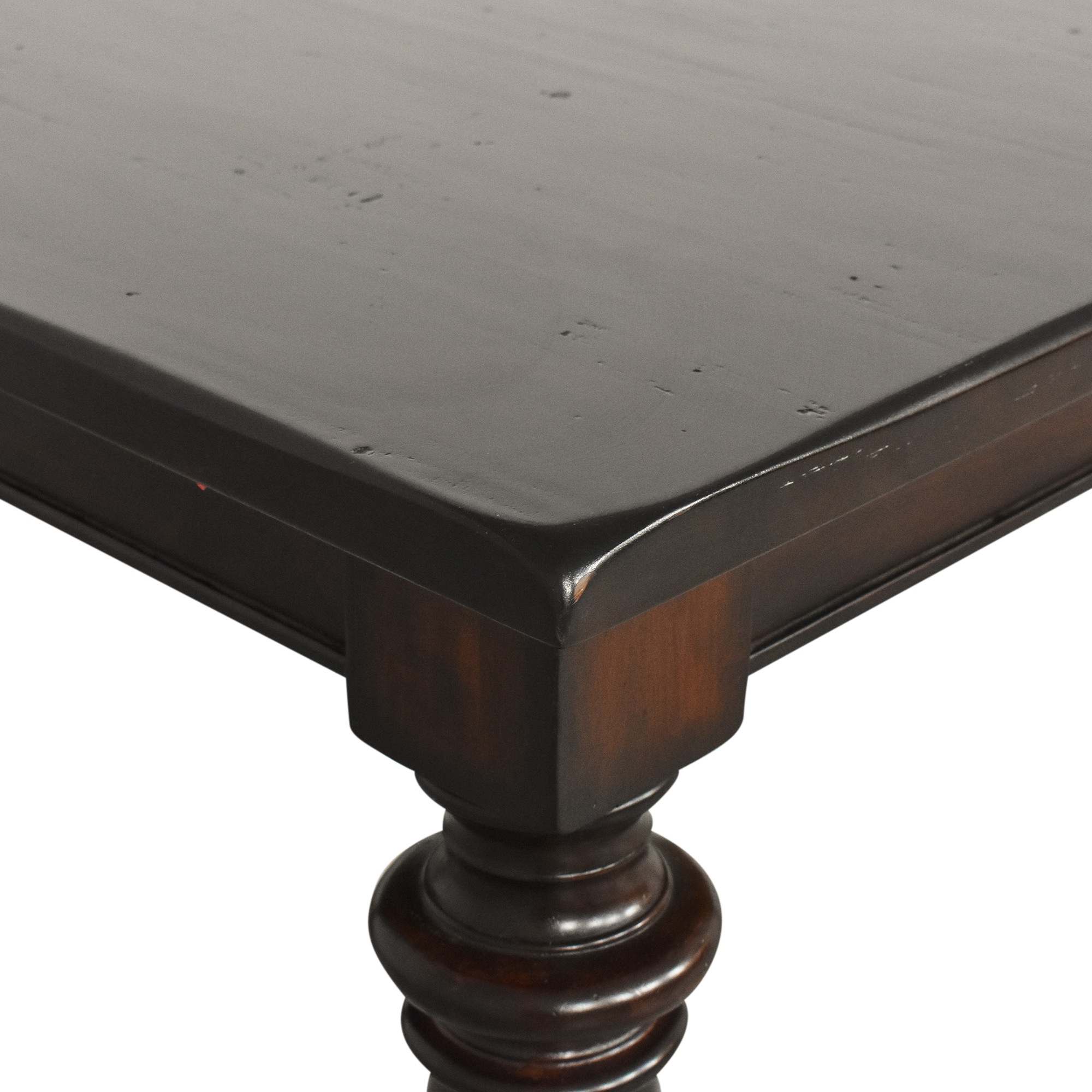 Pottery Barn Pottery Barn Montego Turned-Leg Dining Table second hand