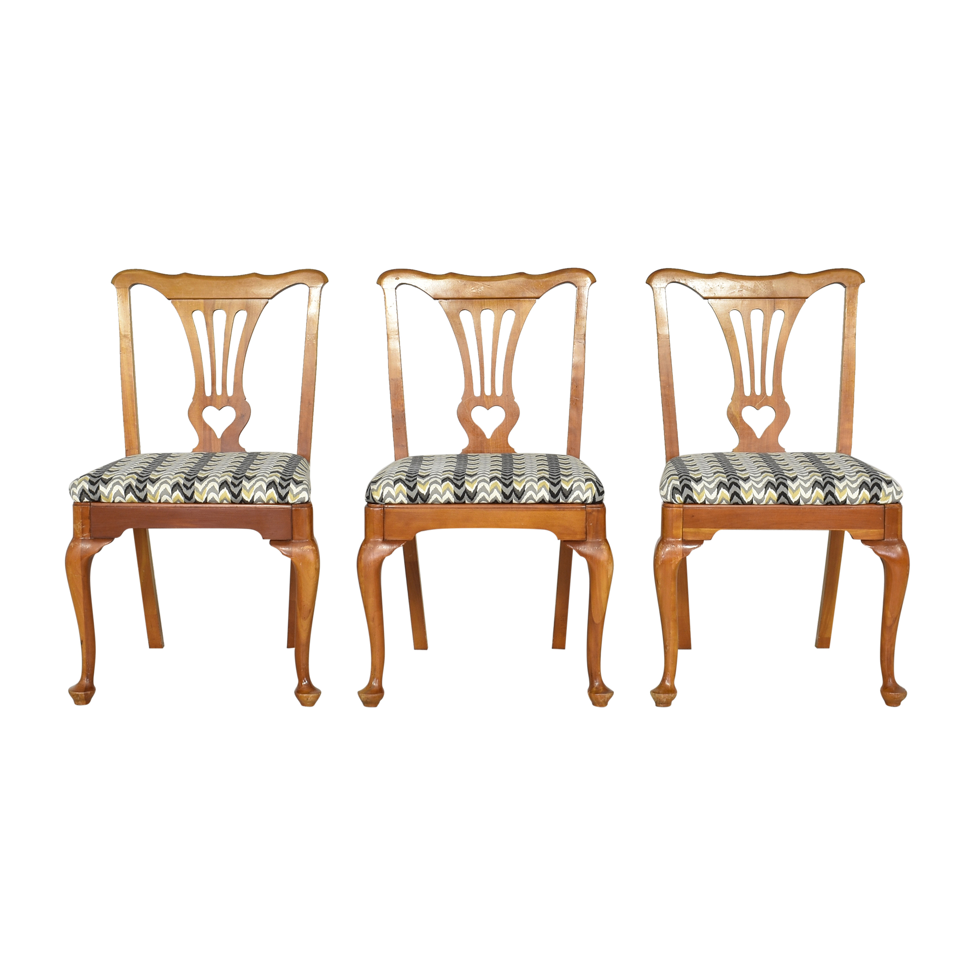 Queen Anne-Style Dining Chairs price
