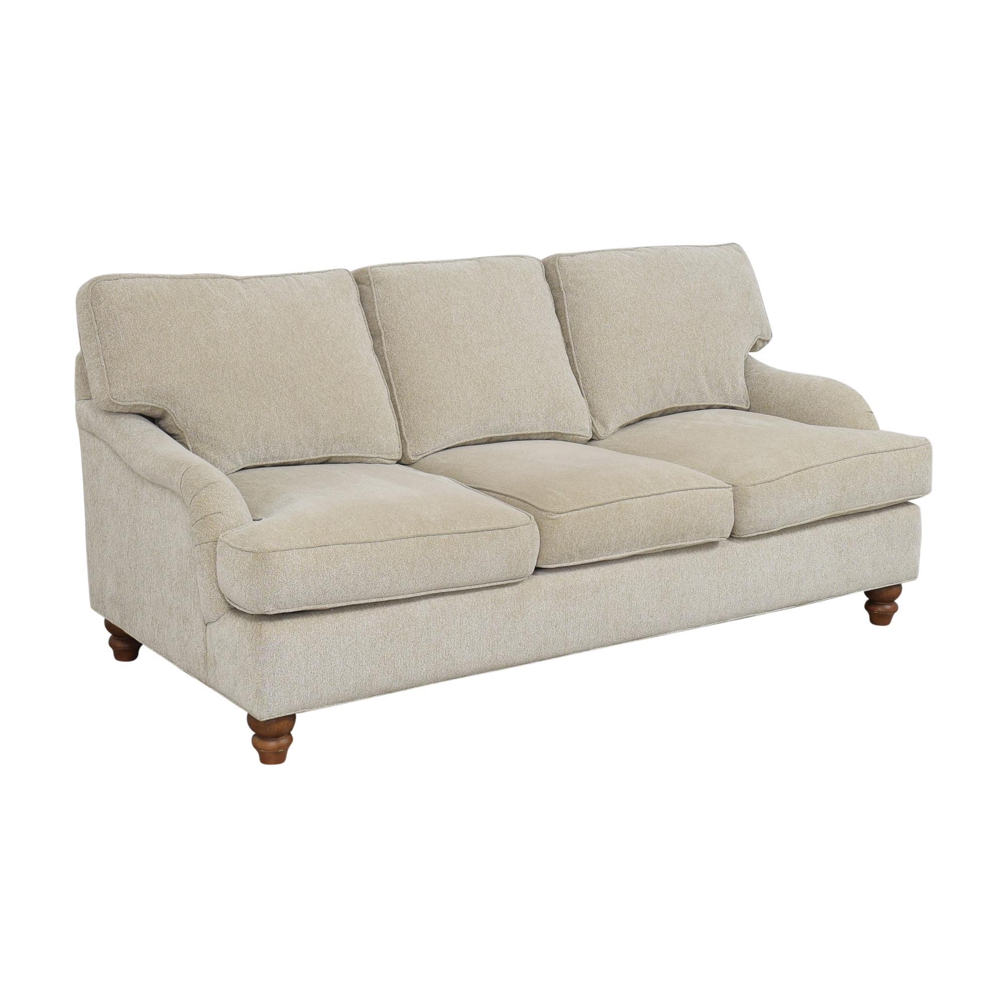 Drexel Heritage Drexel Heritage Three Cushion Sofa nj