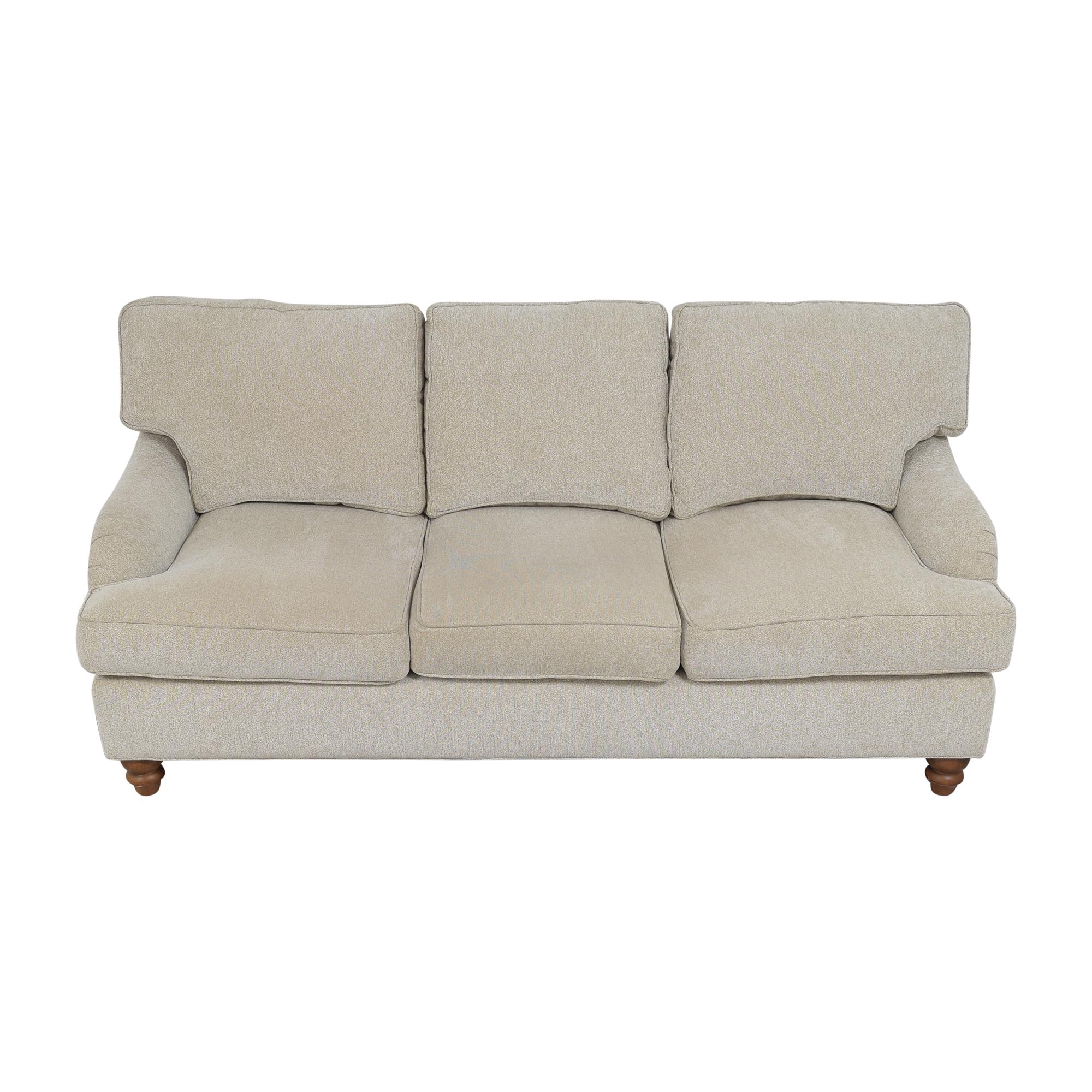 Drexel Heritage Drexel Heritage Three Cushion Sofa Sofas