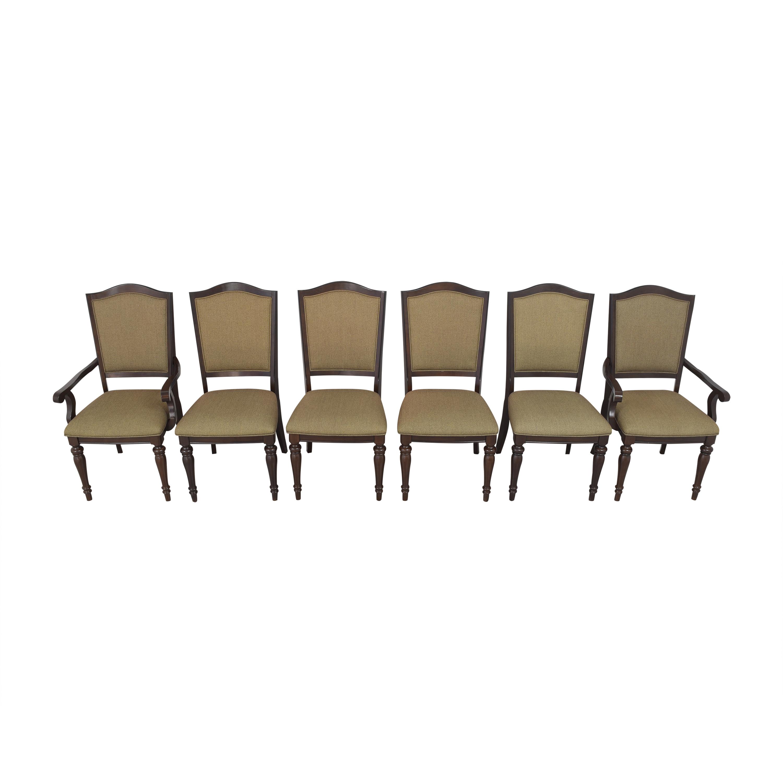 Raymour & Flanigan Raymour & Flanigan Bay City Dining Chairs used